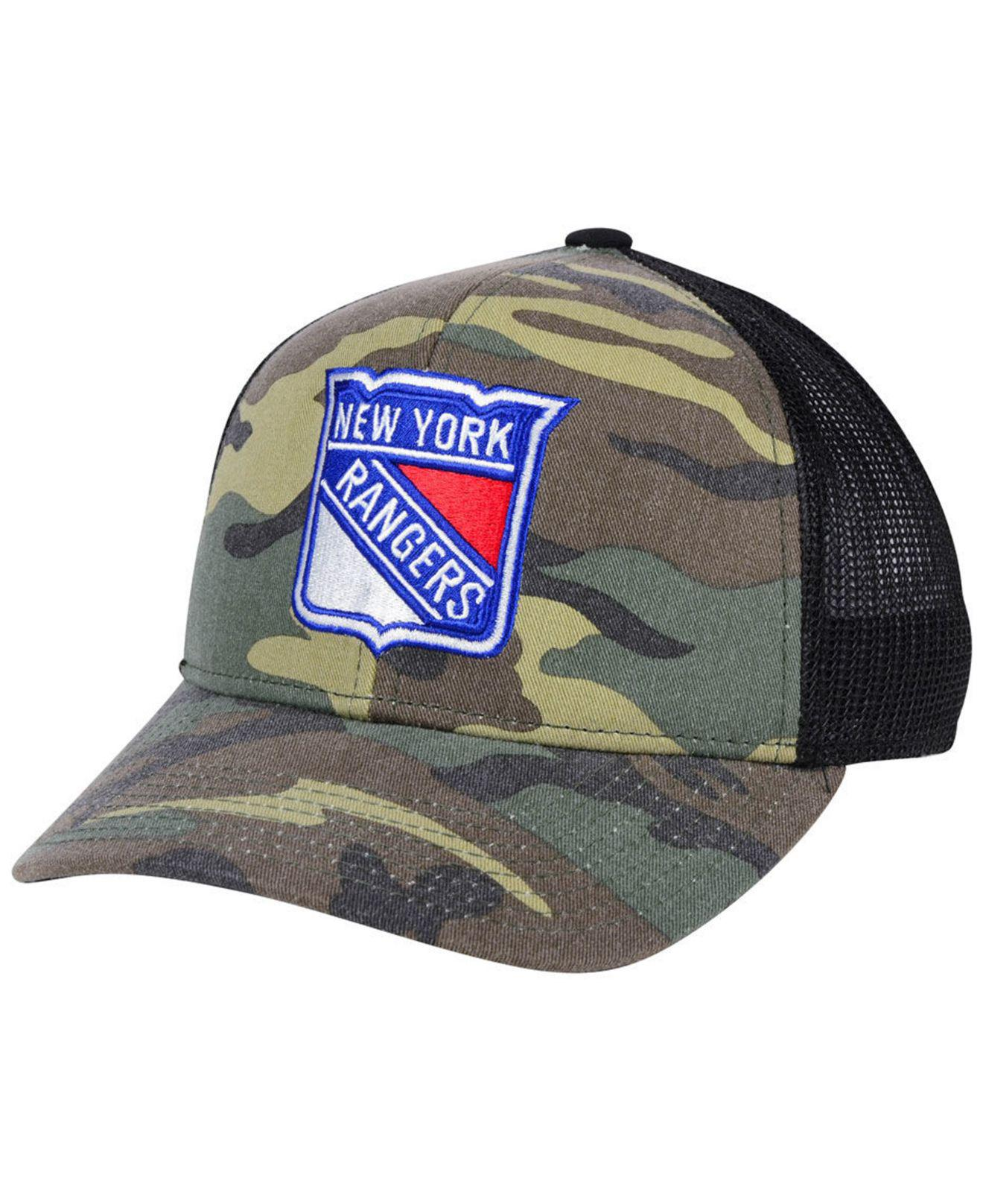 check out 30572 4c4f2 ... norway adidas. mens new york rangers camo trucker cap 98b28 ddf85