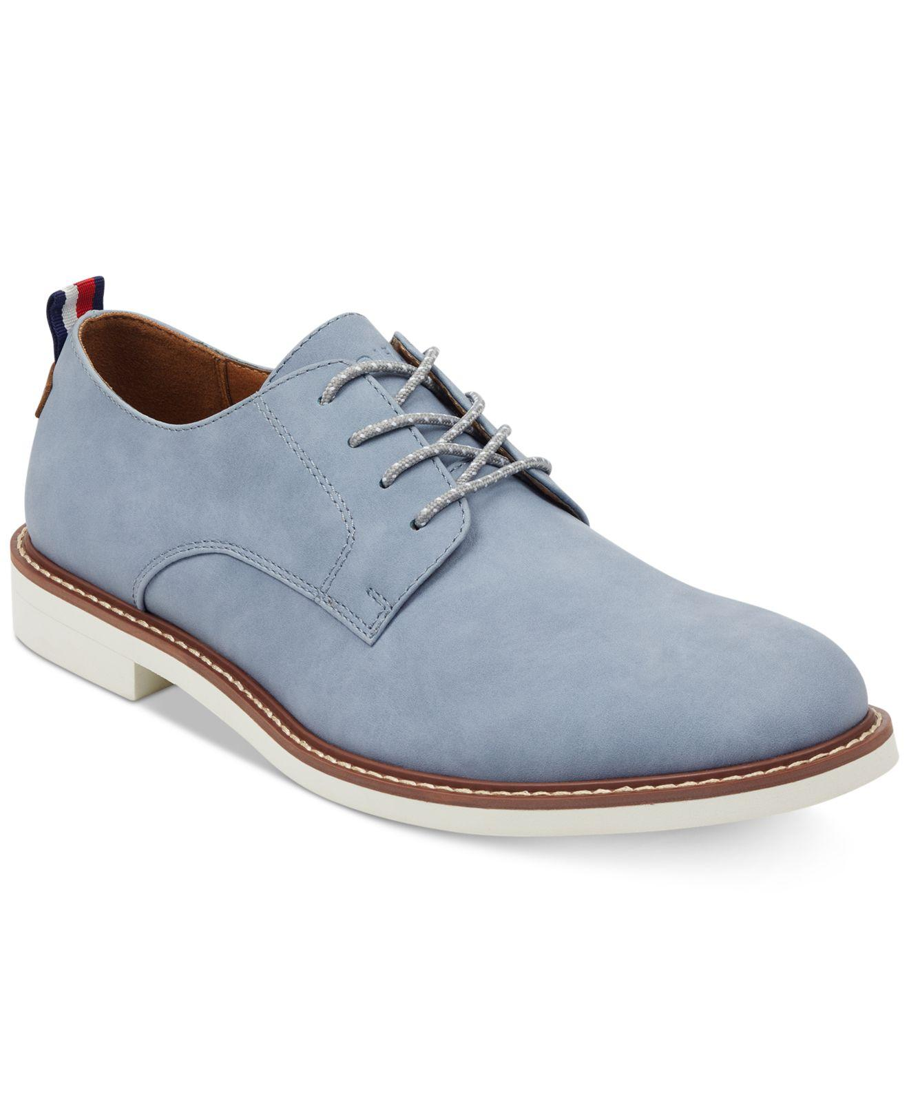 94e77c3afdaae5 Lyst - Tommy Hilfiger Garson Oxfords in Blue for Men - Save 31%