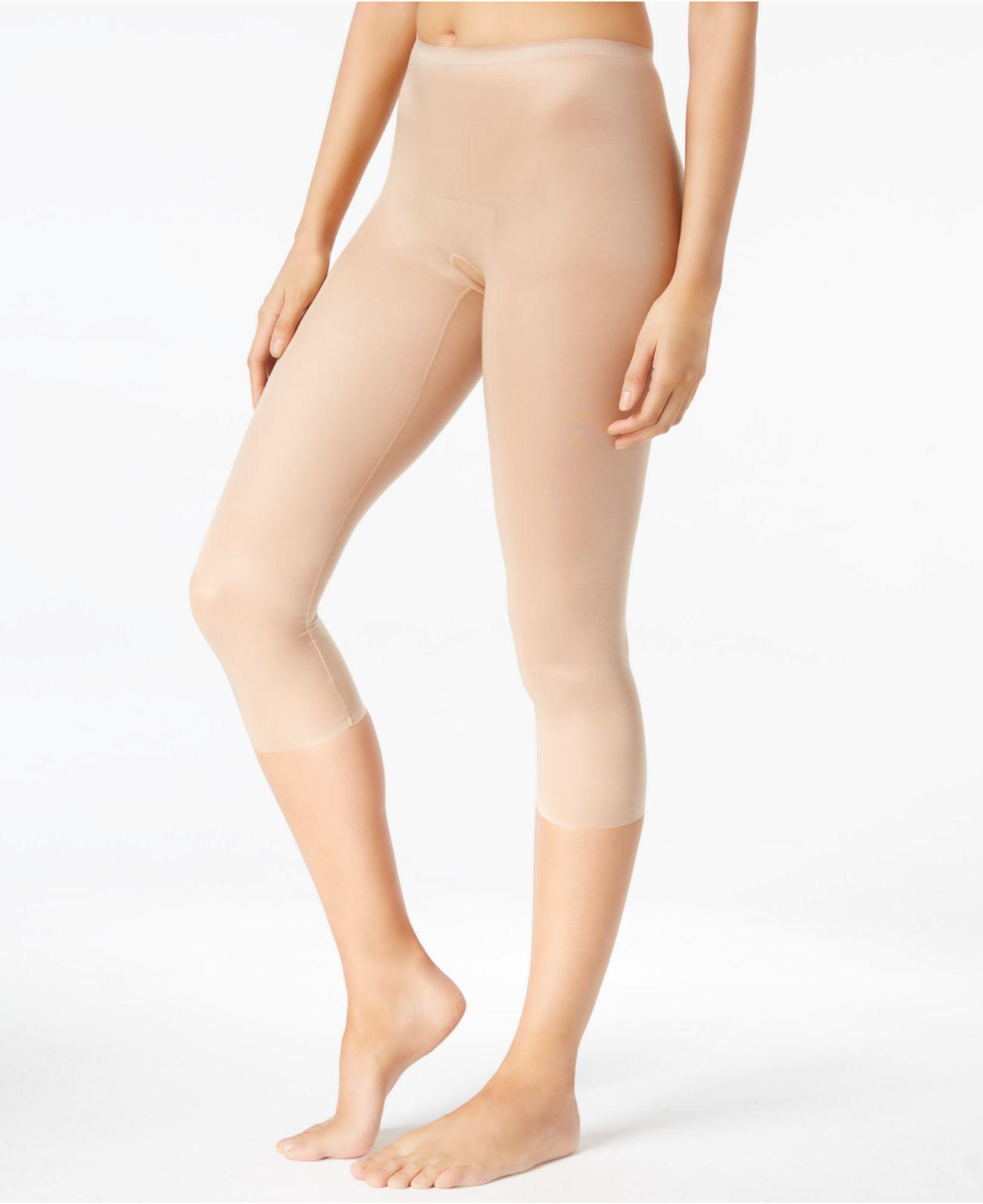 bf17eec89 Spanx Skinny Britches Capri 10059r in Natural - Lyst