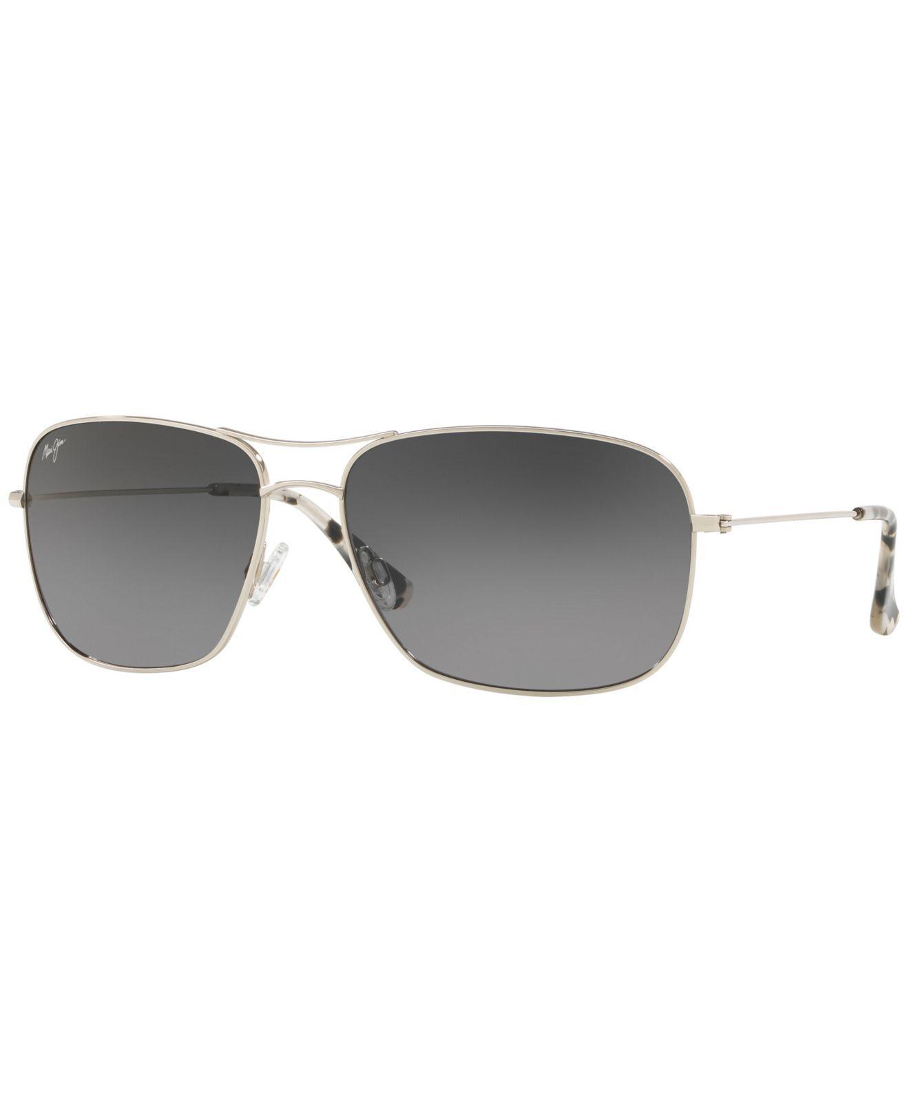 Maui Jim Breezeway Sonnenbrille Gold Gold 63mm aekFpgB