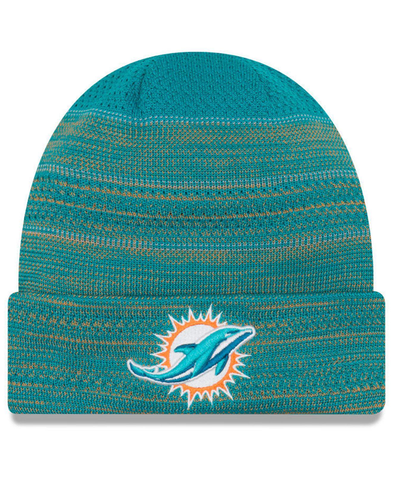 a04b5726 top quality miami dolphins beanie hats off b506a f2d1b