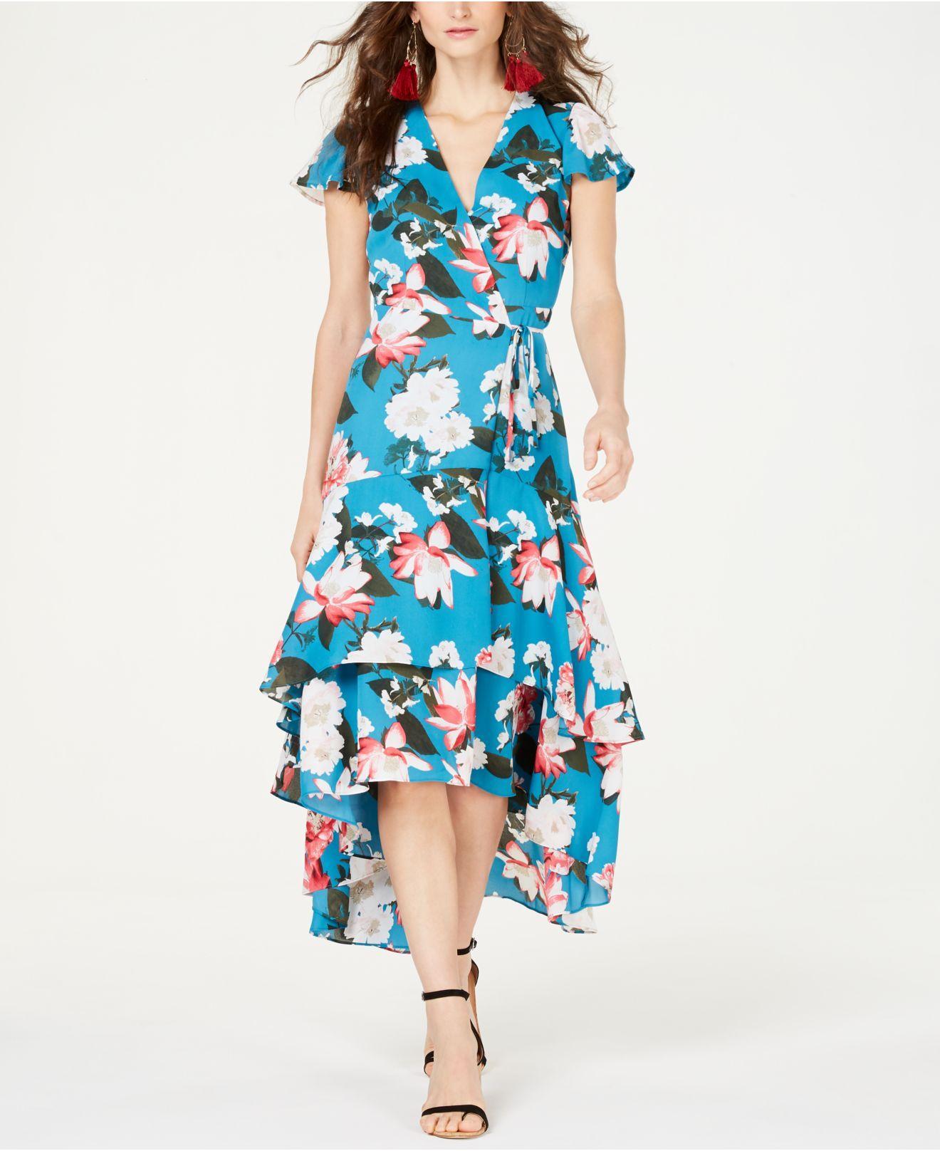 4ac2aece64a Macys Short Floral Dresses - Gomes Weine AG