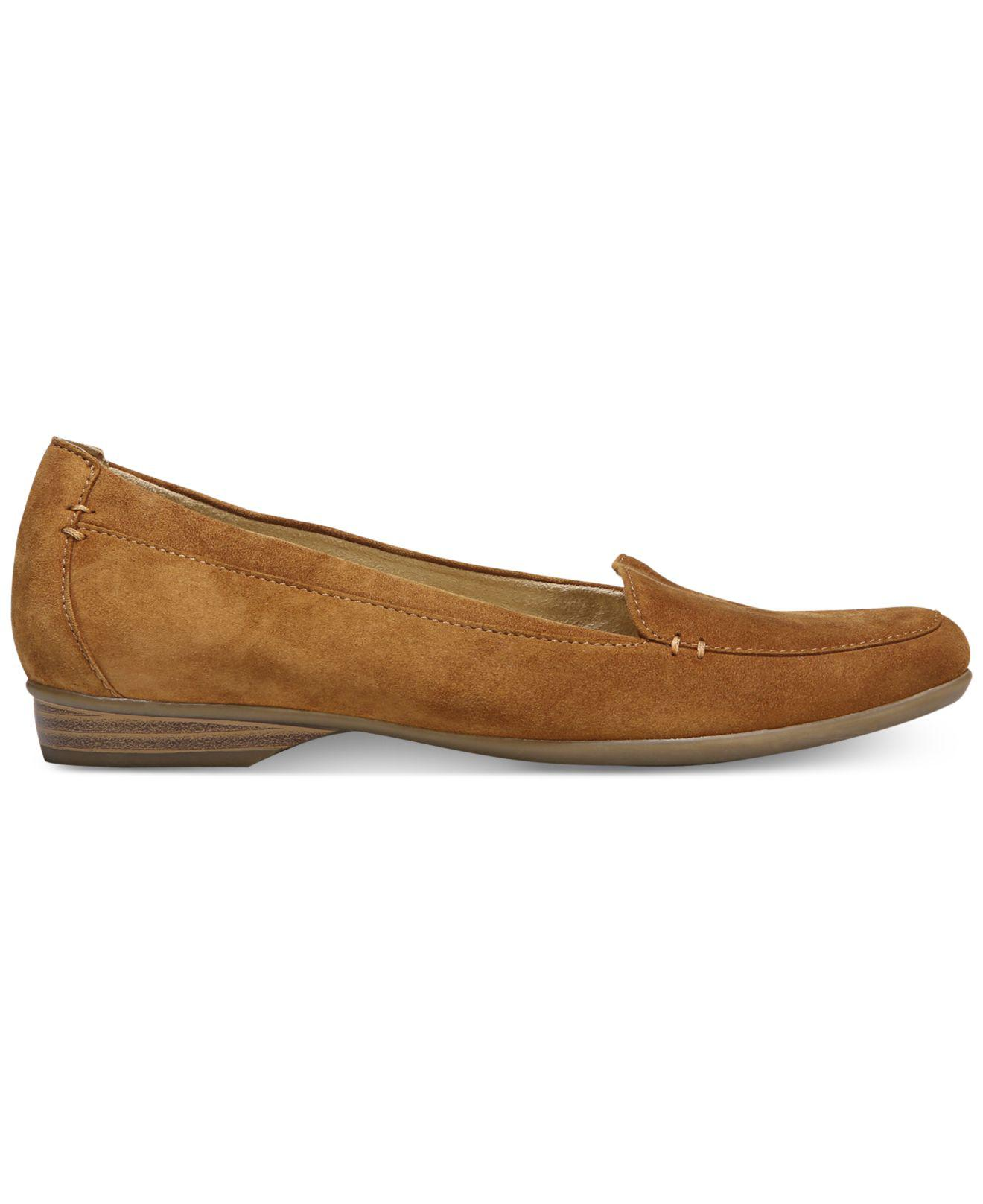 0eacd3657cd2c4 Lyst - Naturalizer Saban Flats in Brown - Save 51%