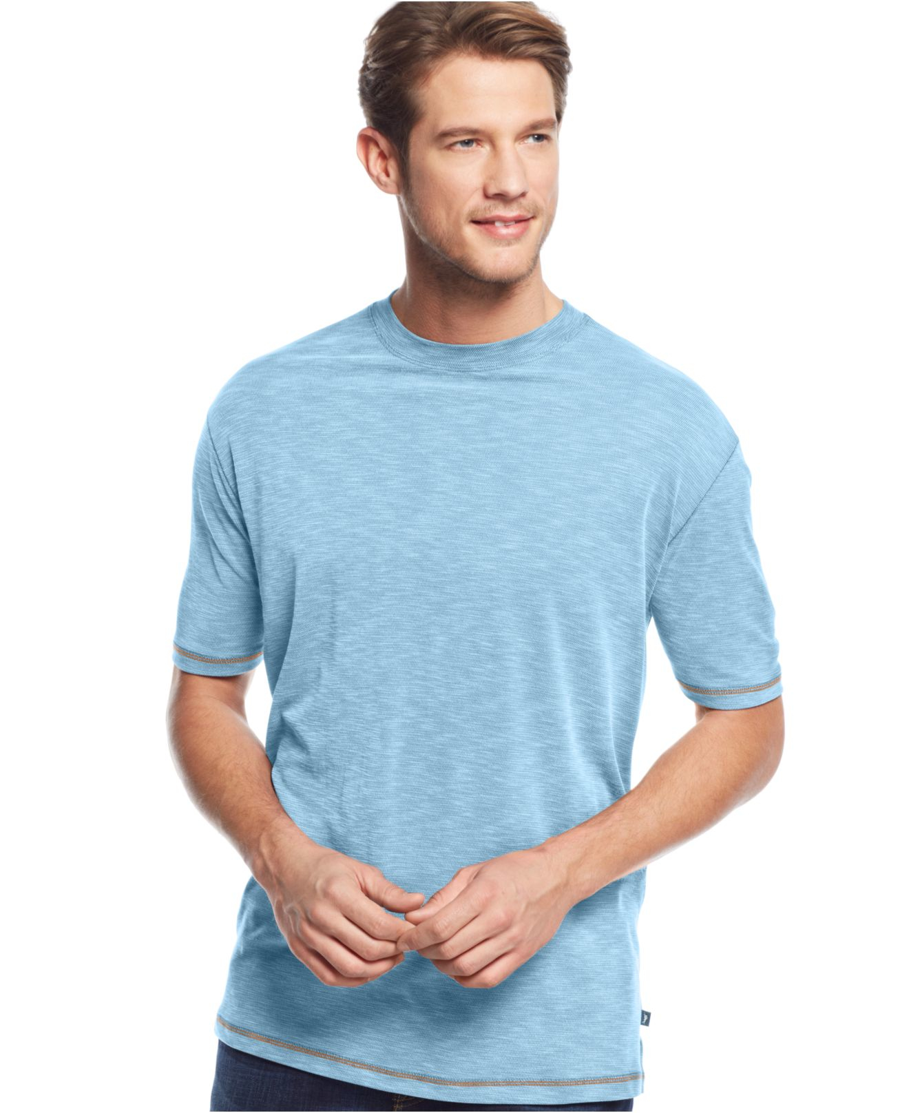 Lyst Tommy Bahama Men 39 S Paradise Around T Shirt In Blue