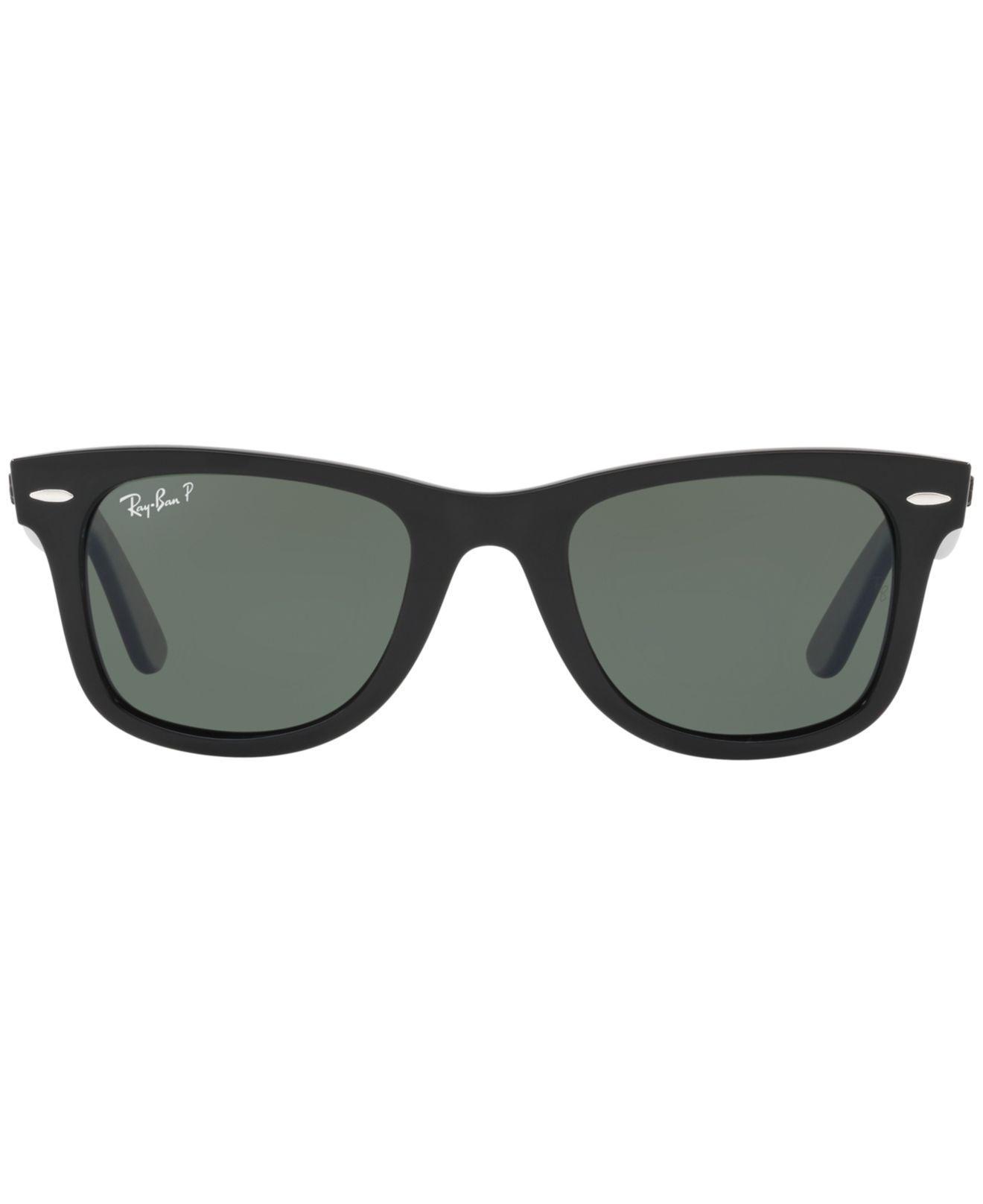 e7b17817494a Lyst - Ray-Ban Polarized Sunglasses