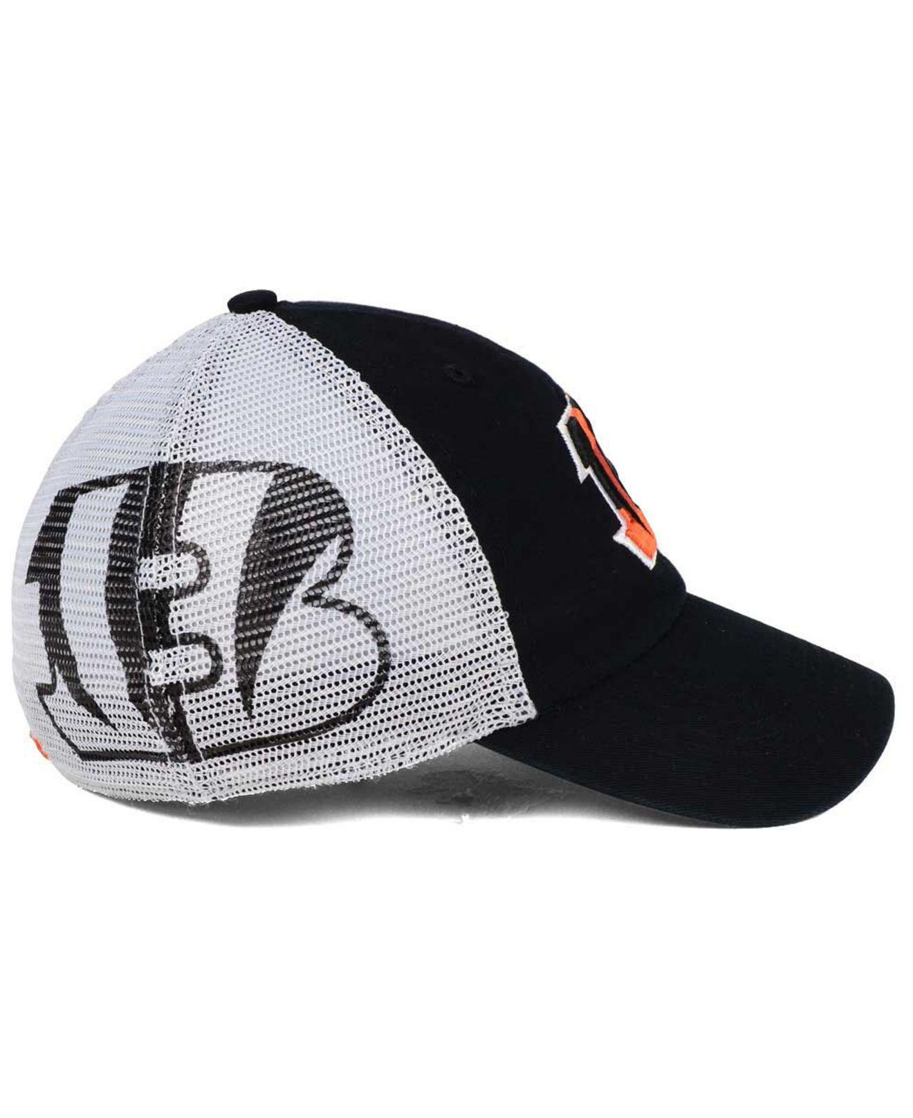 size 40 8af4f 9c441 ... australia 47 brand black deep ball mesh closer cap for men lyst. view  fullscreen 5e778