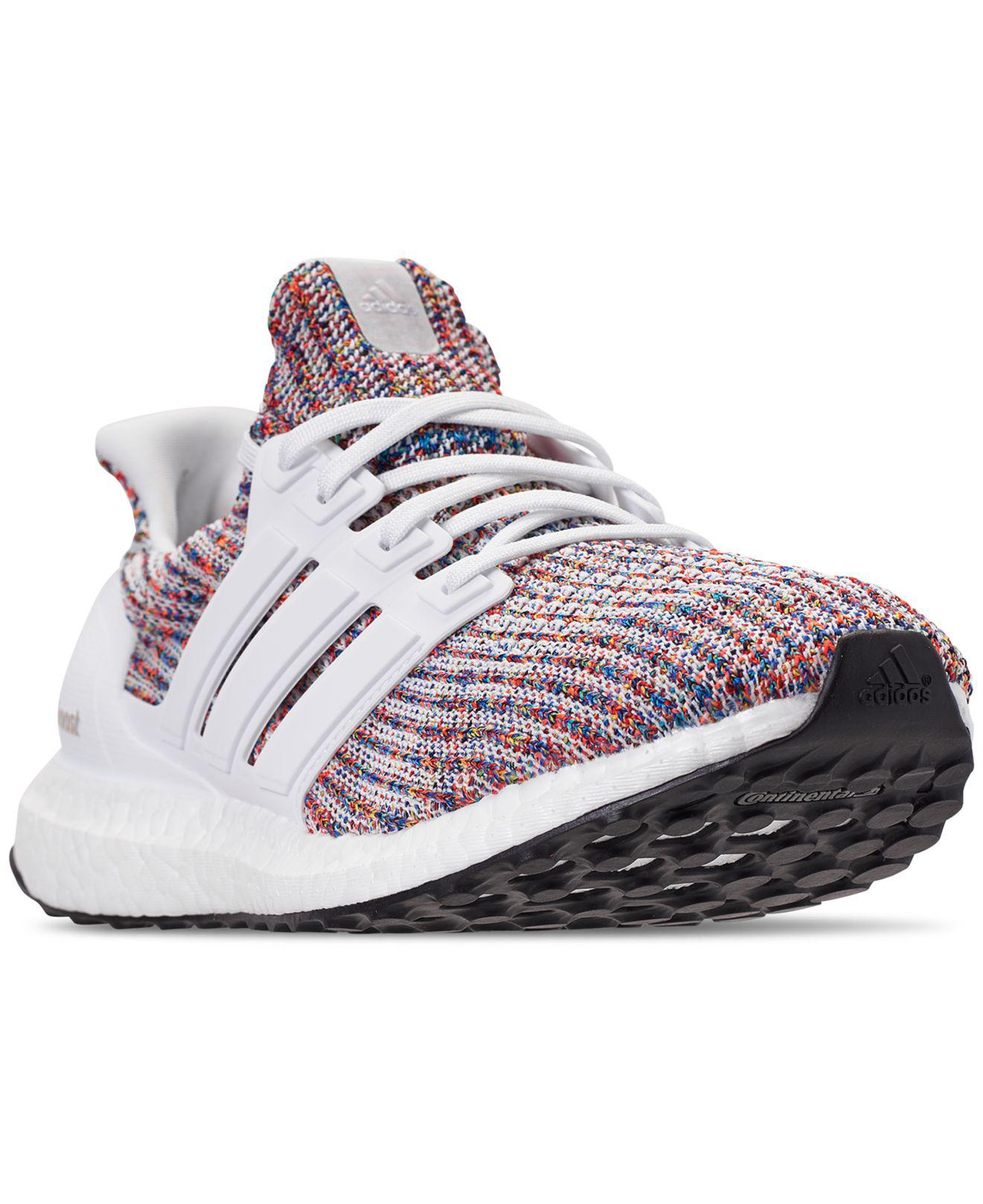 bc333e5dcae60 order adidas ultra boost breast cancer awareness 8649d d85e5  denmark adidas.  mens white ultraboost running sneakers from finish line 3f0a0 dcd62