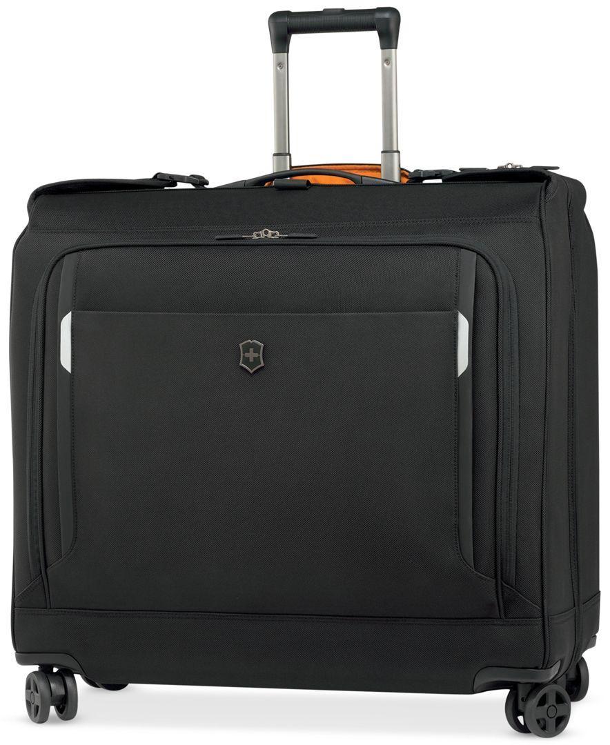 Victorinox Werks Traveler   Dual Caster Spinner Garment Bag