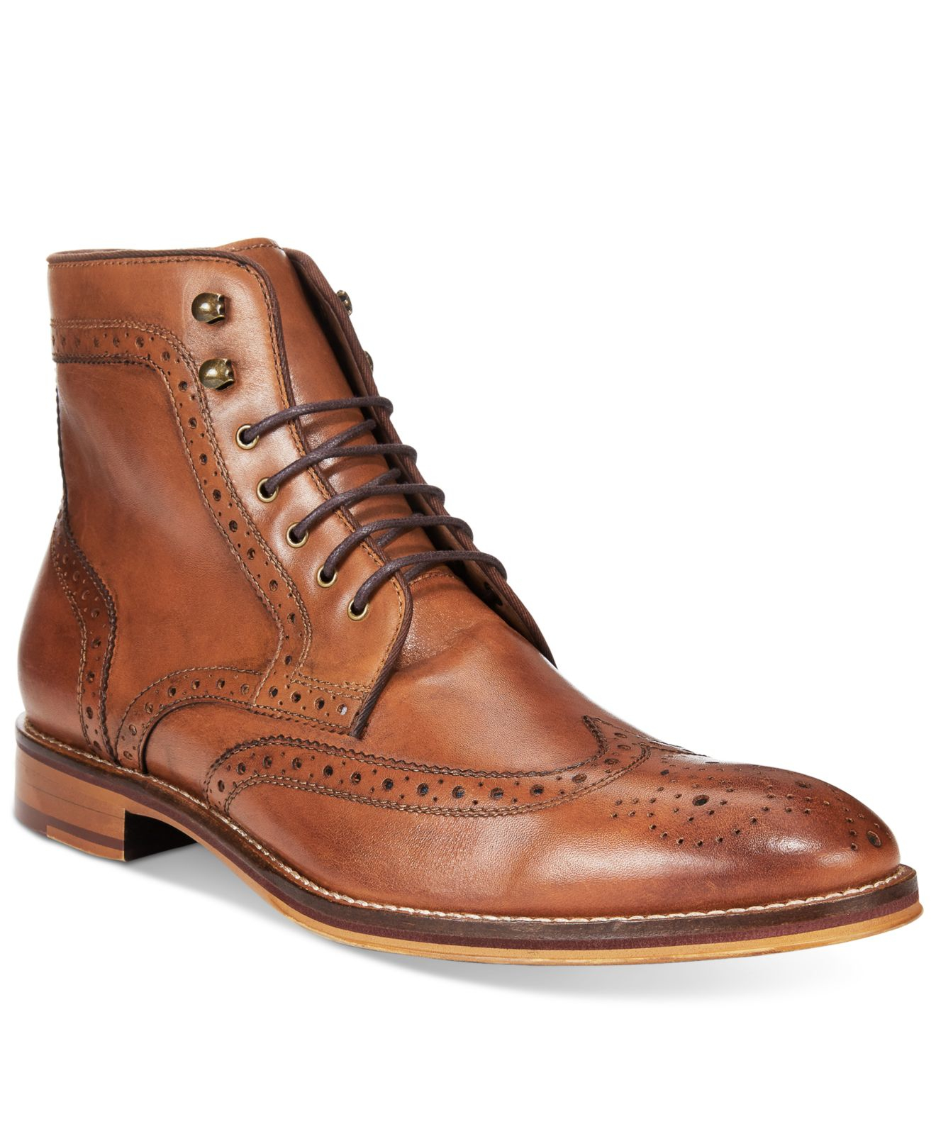 Johnston And Murphy Mens Shoes Macys