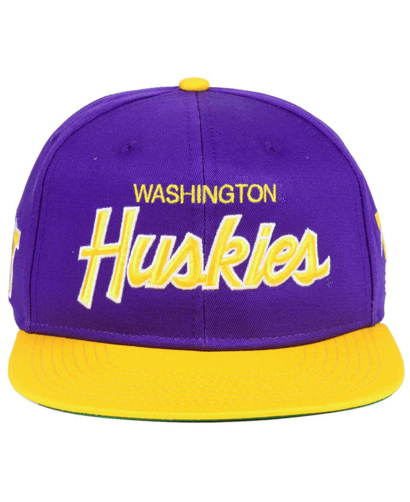 5676dc9a9 sweden washington huskies nike ncaa sport specialties snapback cap ...