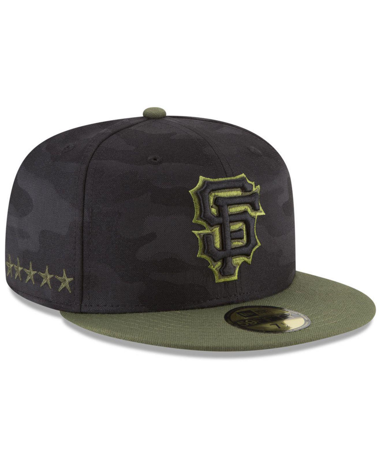 hot sale online cc3a8 034f7 ... promo code for ktz. mens black san francisco giants memorial day 59fifty  fitted cap 91c18