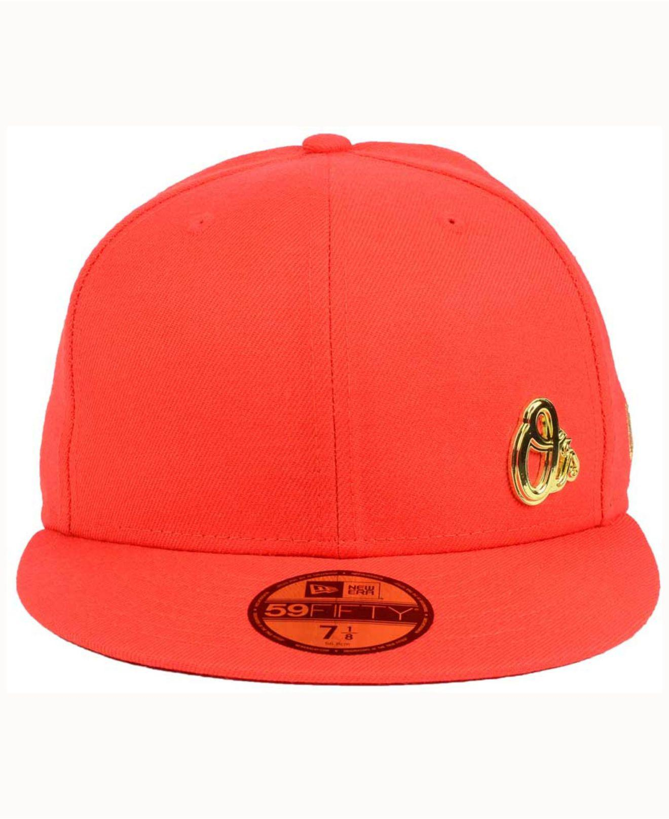 another chance c83a8 36a00 Lyst - KTZ Mlb Flawless Ogold 59fifty Cap for Men