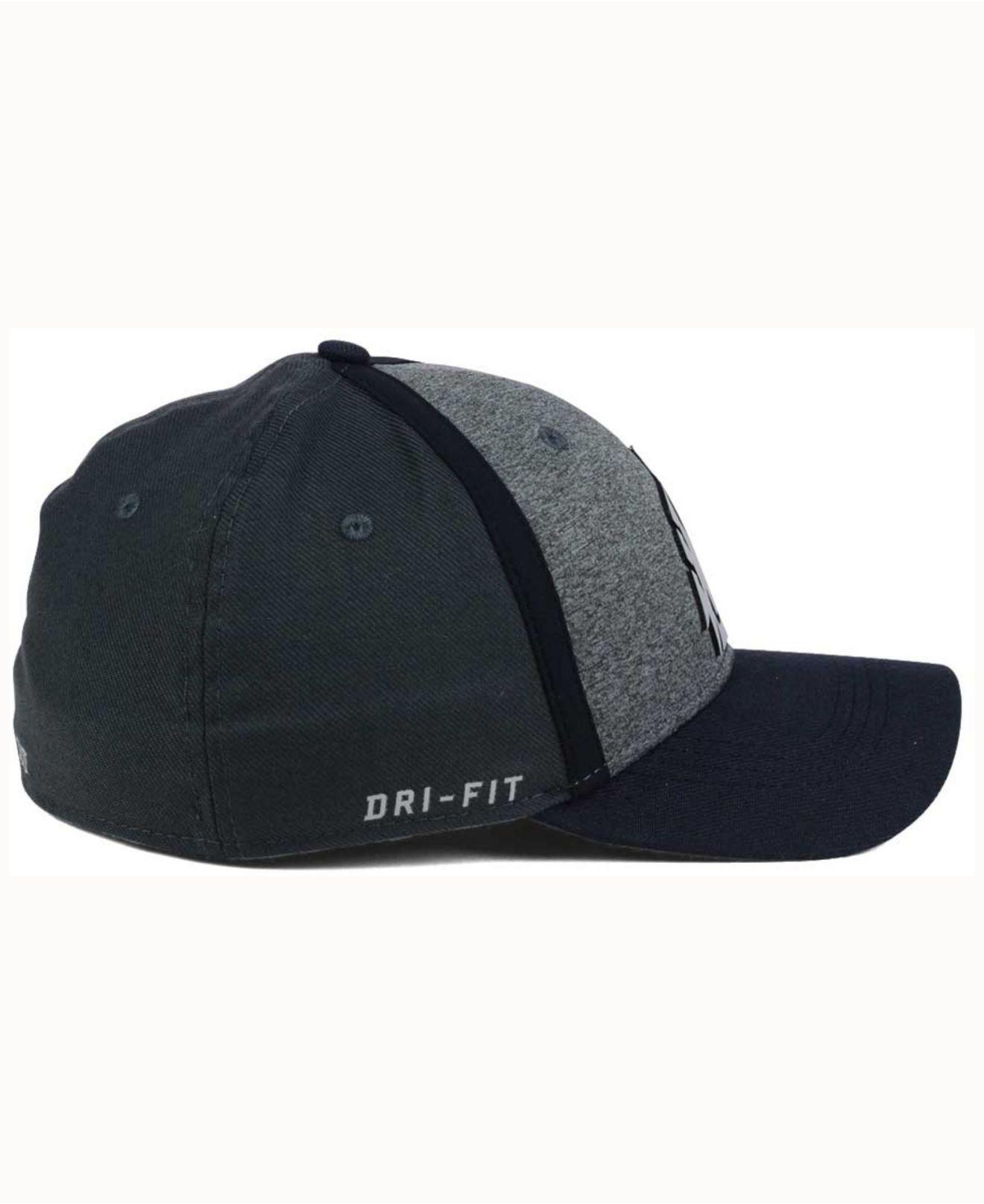 1ae6fb4a93d ... flex cap hat 0d686 e7f9a  best price lyst nike washington state cougars  heather stretch fit cap for men bd14e 4830b