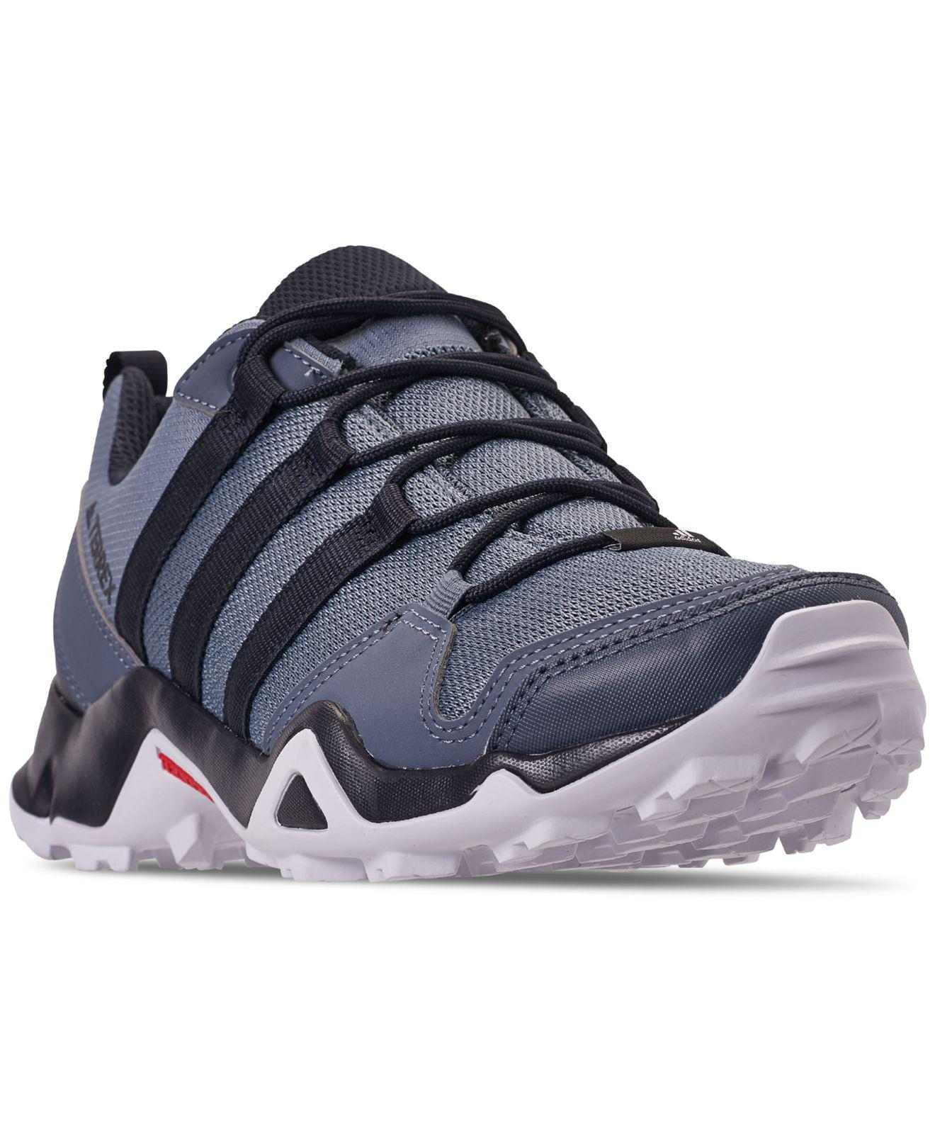a61727bfe1ed2 Lyst - adidas Terrex Ax2r Trail Sneakers From Finish Line in Blue
