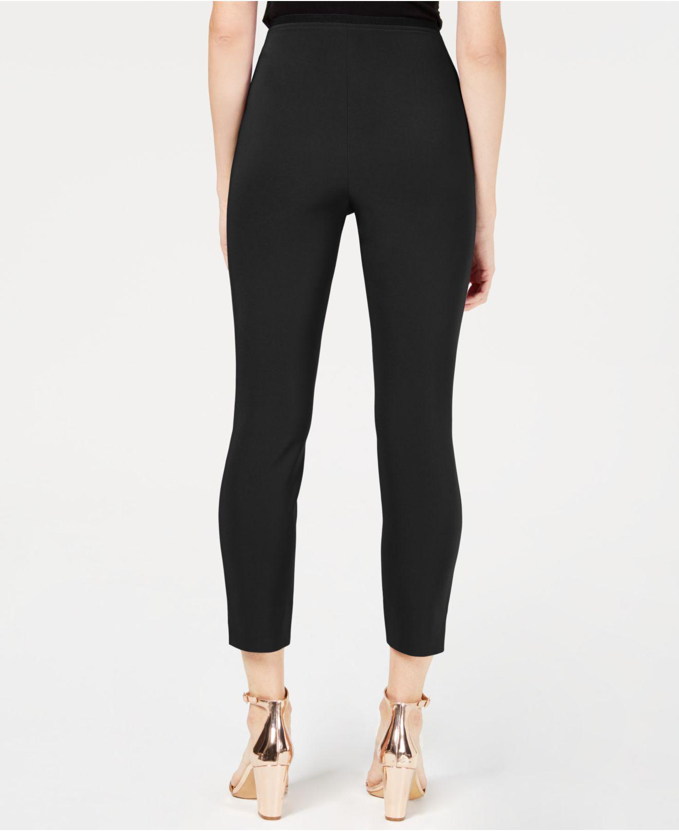 Plus Size Piped Skinny Pants INC International Concepts I.N.C