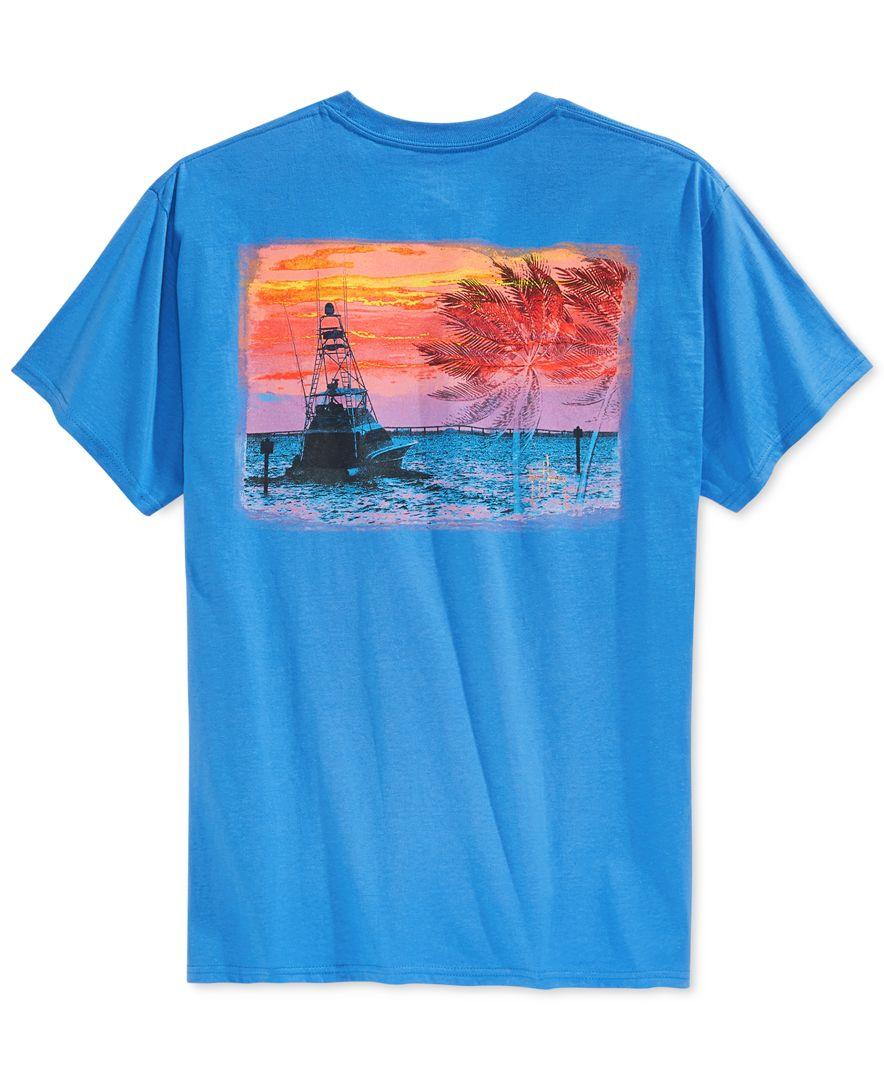 guy harvey gulfstream graphic t shirt for men lyst