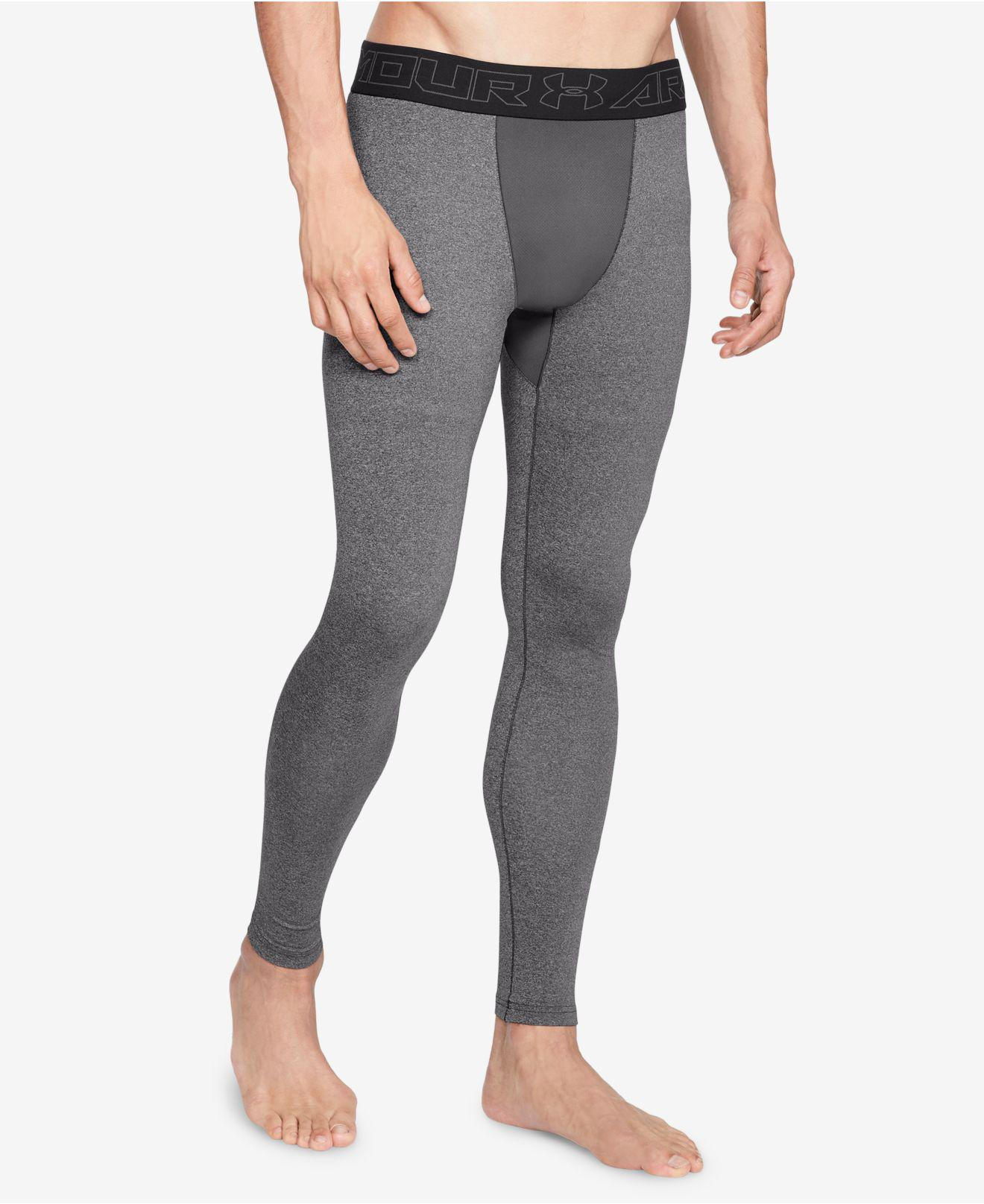 30f46471b0 Lyst - Under Armour Coldgear in Gray for Men