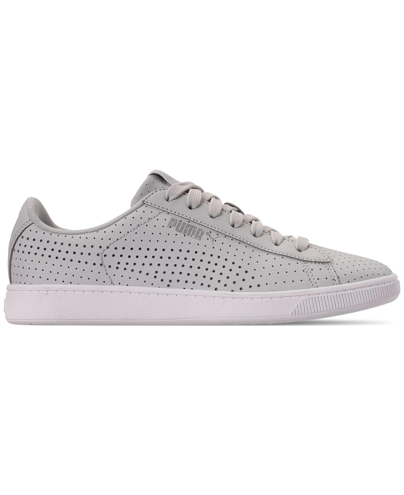 Lyst - PUMA Vikky Perf V2 Casual Sneakers From Finish Line in Gray b07140de5