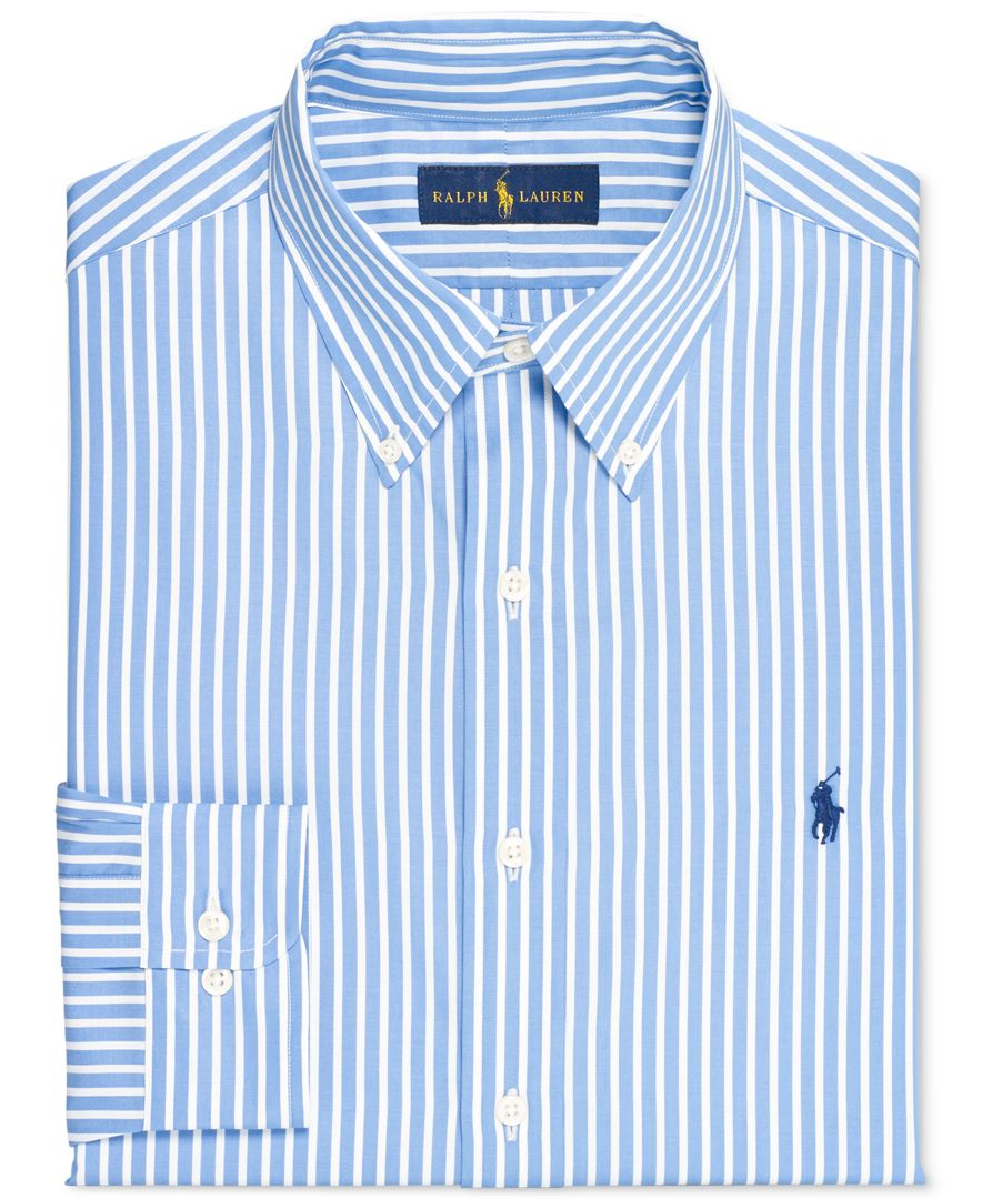 Lyst Polo Ralph Lauren Mens Slim Fit Bengal Striped Dress Shirt