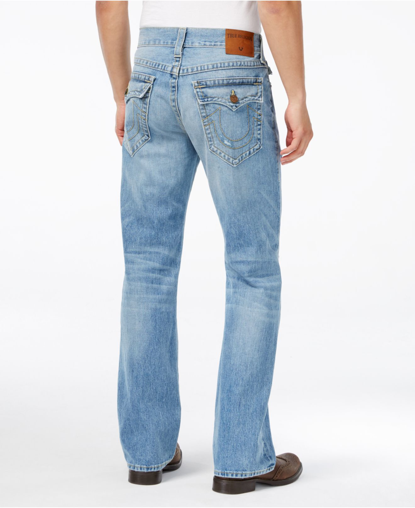 Free shipping BOTH ways on true religion mens jeans, from our vast selection of styles. Fast delivery, and 24/7/ real-person service with a smile. Click or call