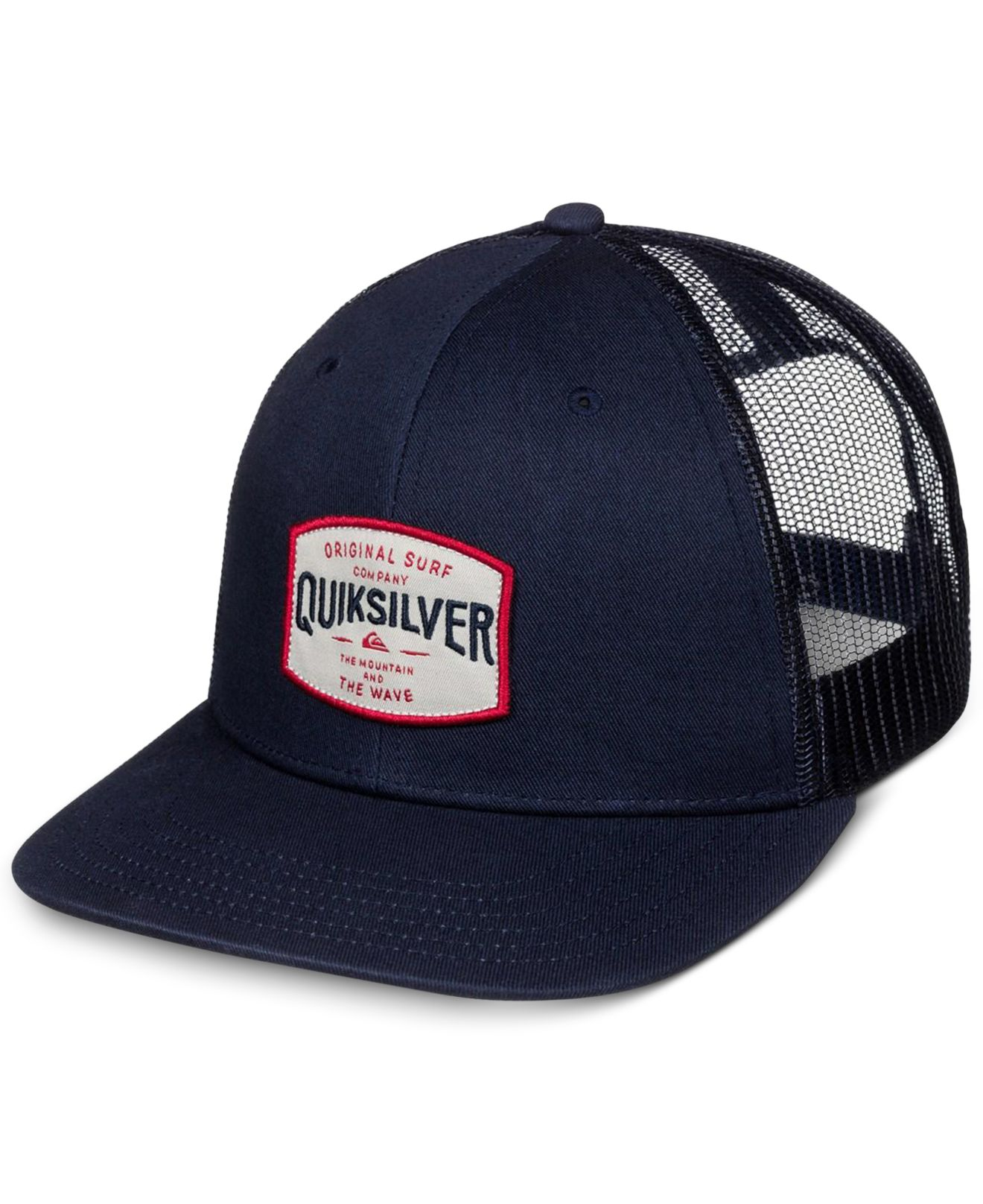 Quiksilver Men's The Mountain And The Wave Hat in Black ...