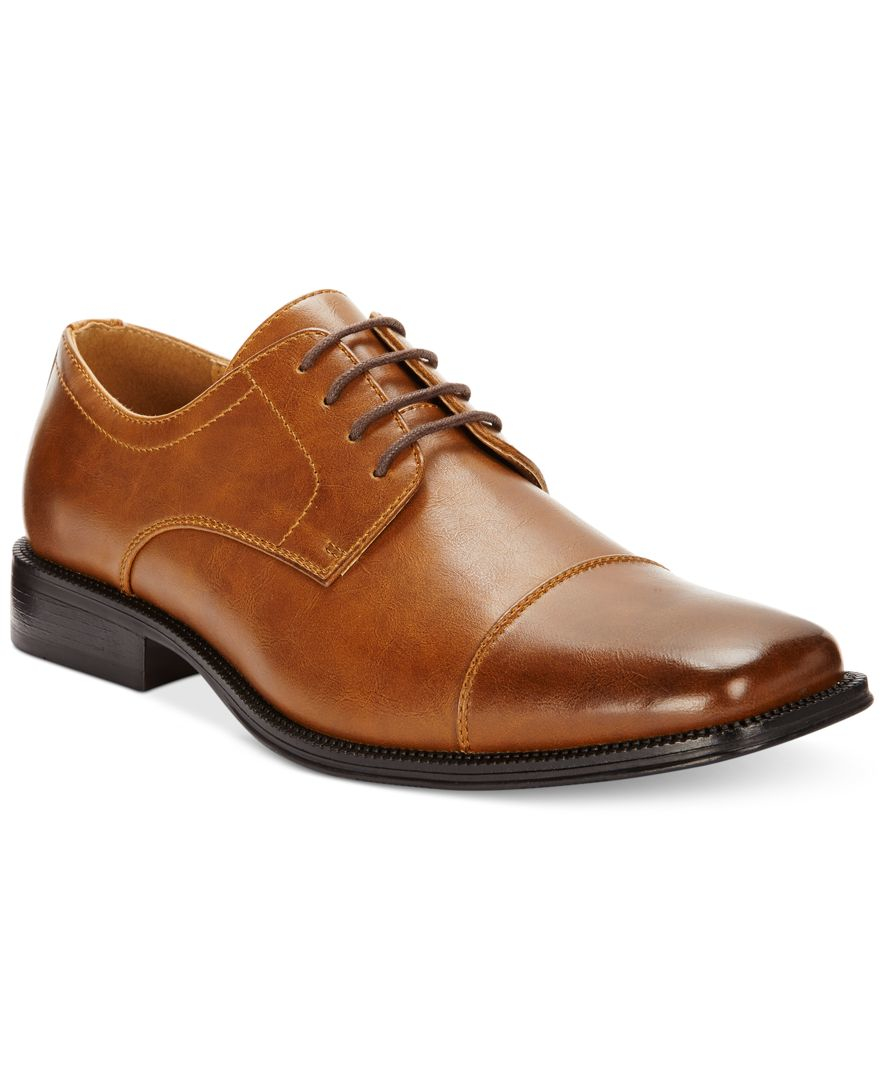 how to clean brown leather dress shoes