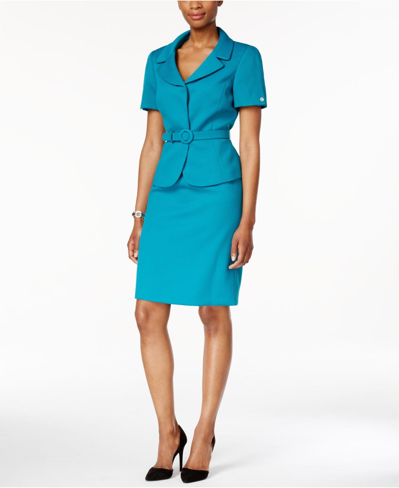 Skirt Suit Short 85
