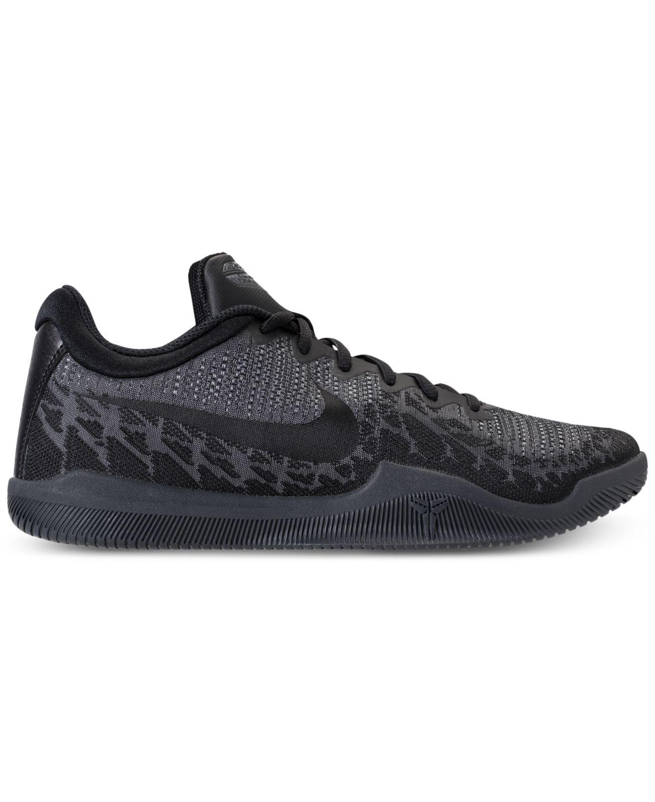 info for bbf68 ffc96 Nike Men s Kobe Mamba Rage Basketball Sneakers From Finish Line in ...