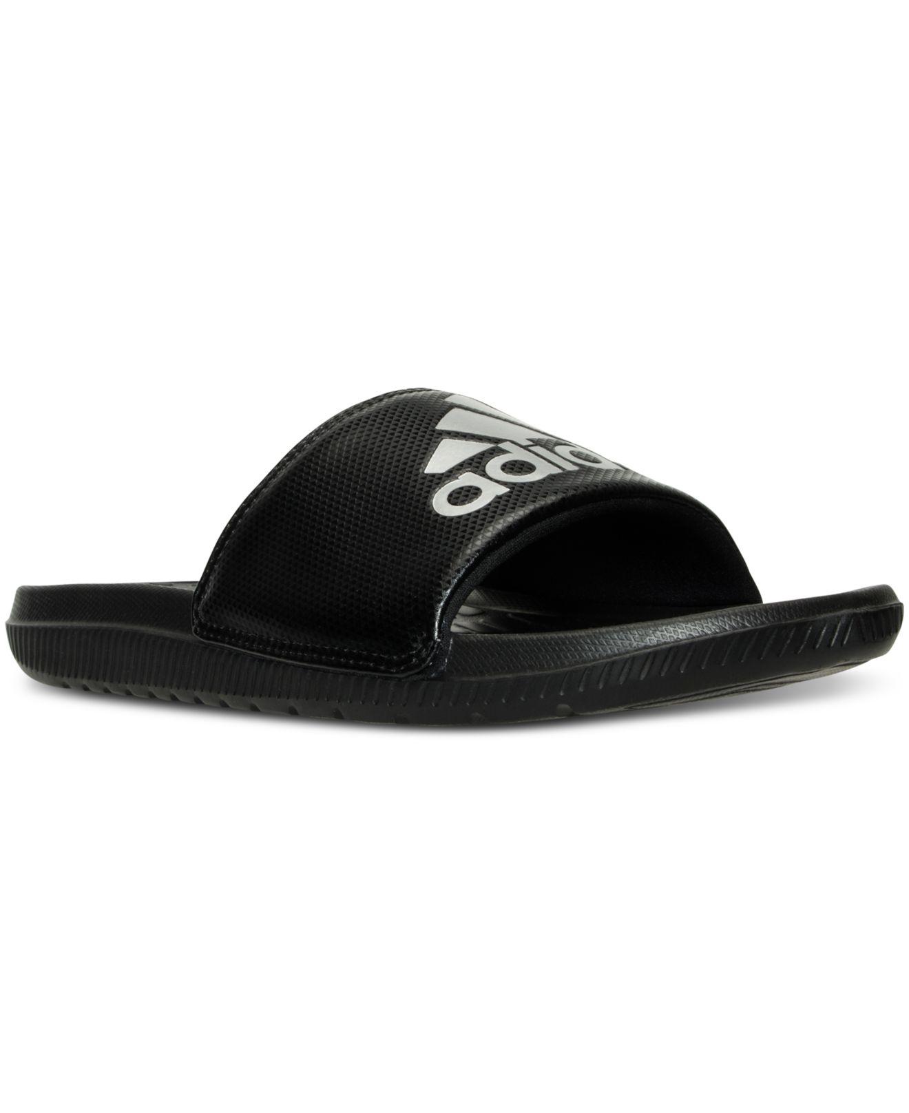 Lyst Adidas Originals Men S Voloomix Slide Sandals From