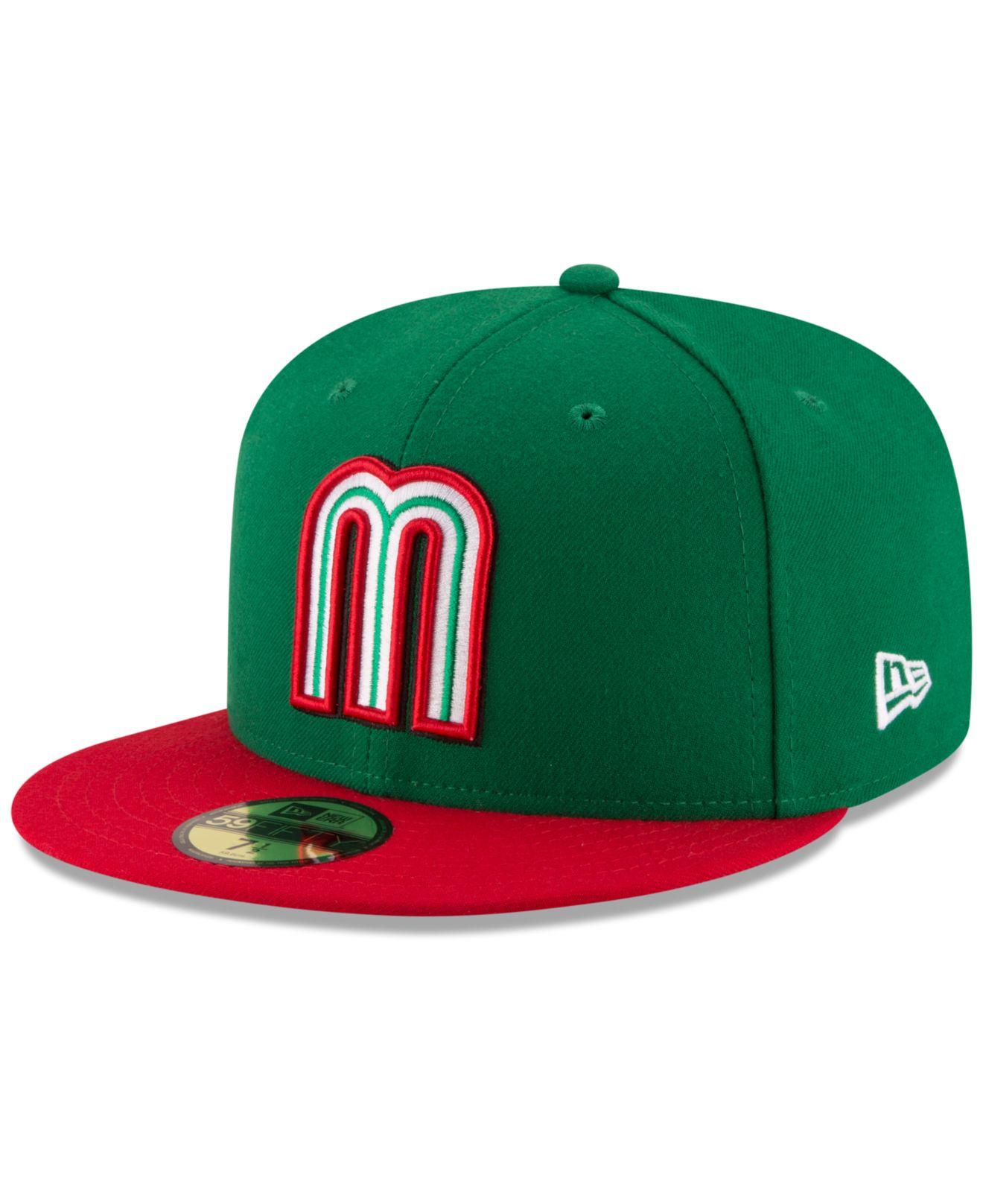ktz mexico 2017 world baseball classic 59fifty cap in