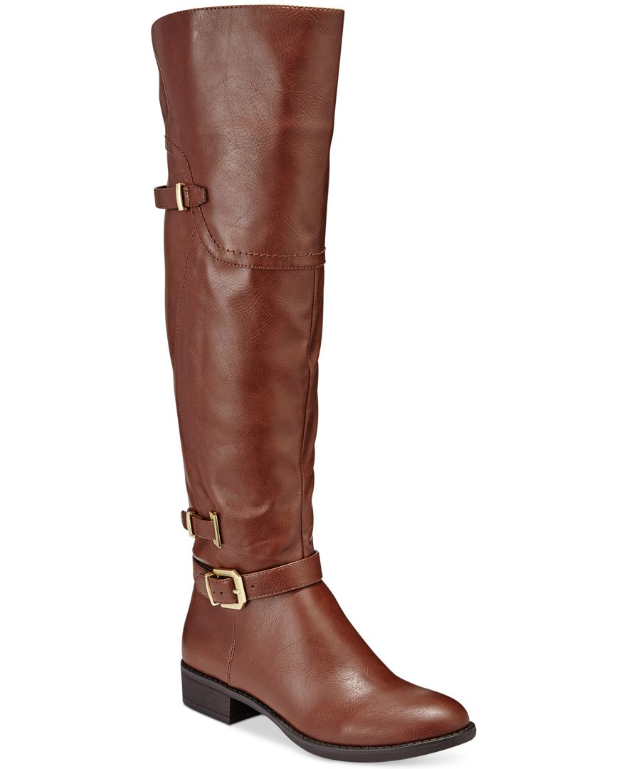 style co adaline the knee boots only at macy s in