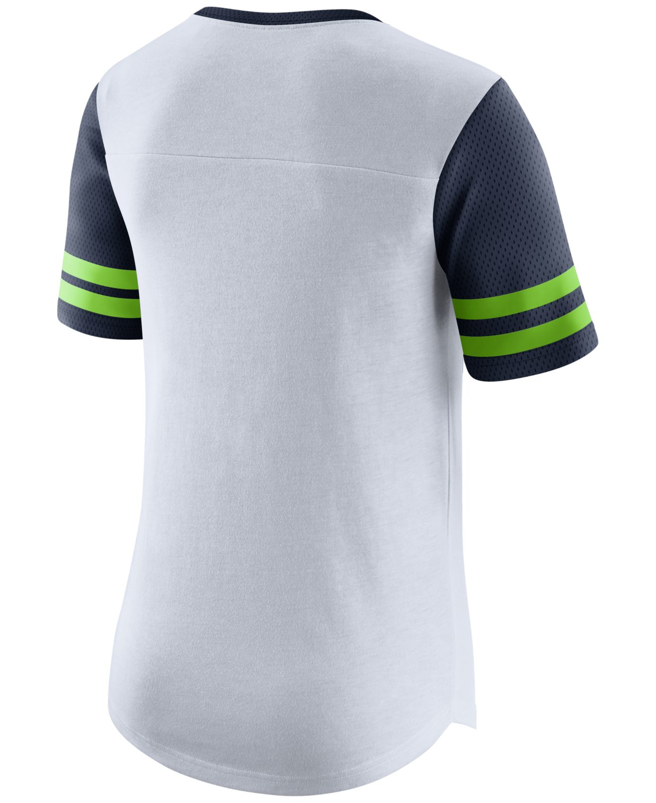 The waiting was the hardest part, but now you can have all the Seattle Seahawks Apparel you want. The Official Seattle Seahawks Fan Shop has Nike Seahawks Gear for every man, woman and kid Orange Crush fan. We carry the Nike Seattle Seahawks T-Shirts, as well as Shorts, Polos and New Era Hats, too. All of this Seattle Seahawk Nike Clothing.