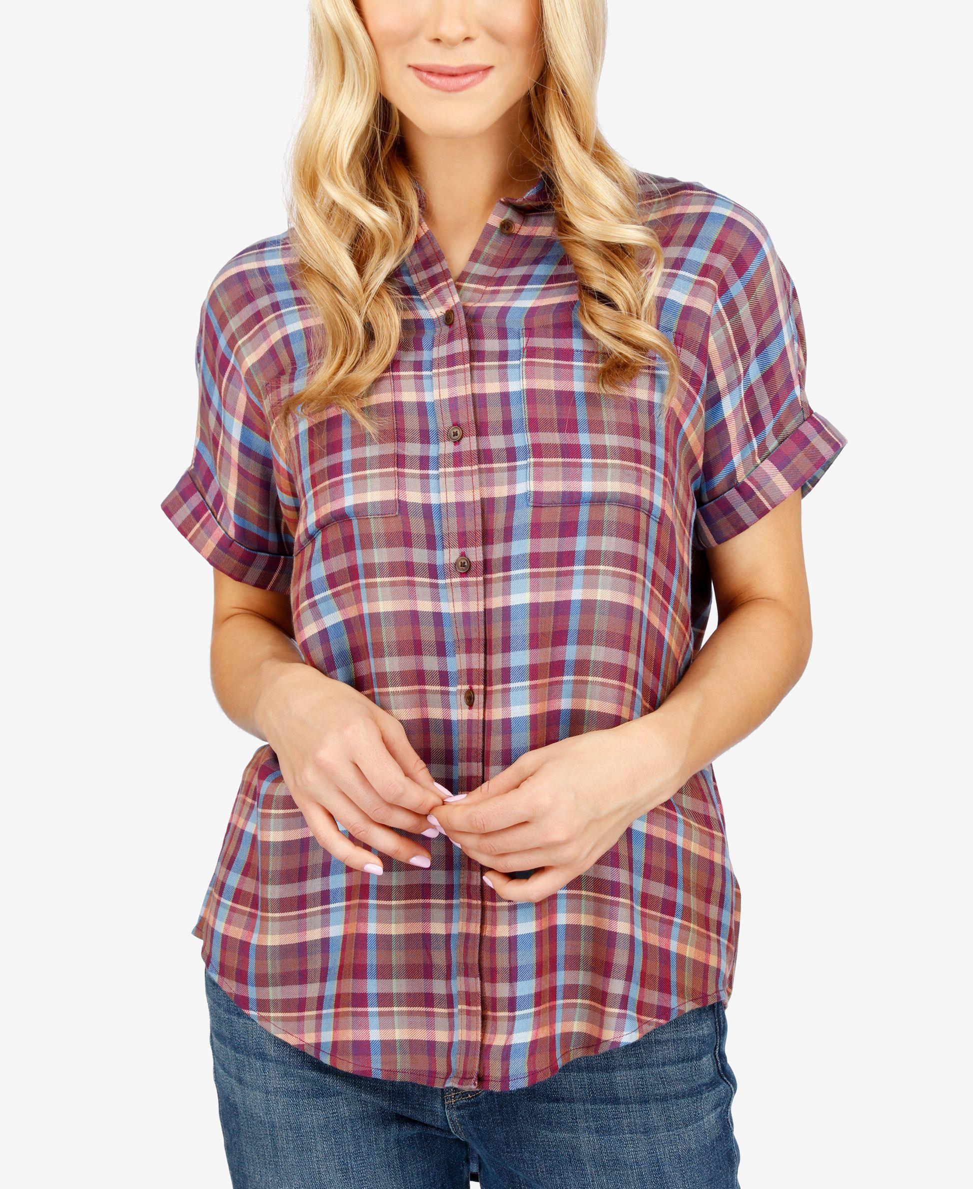 Find a Men's Purple Plaid Shirt, Women's Purple Plaid Shirt and Juniors Purple Plaid Shirt at Macy's. Macy's Presents: The Edit - A curated mix of fashion and inspiration Check It Out Free Shipping with $75 purchase + Free Store Pickup.