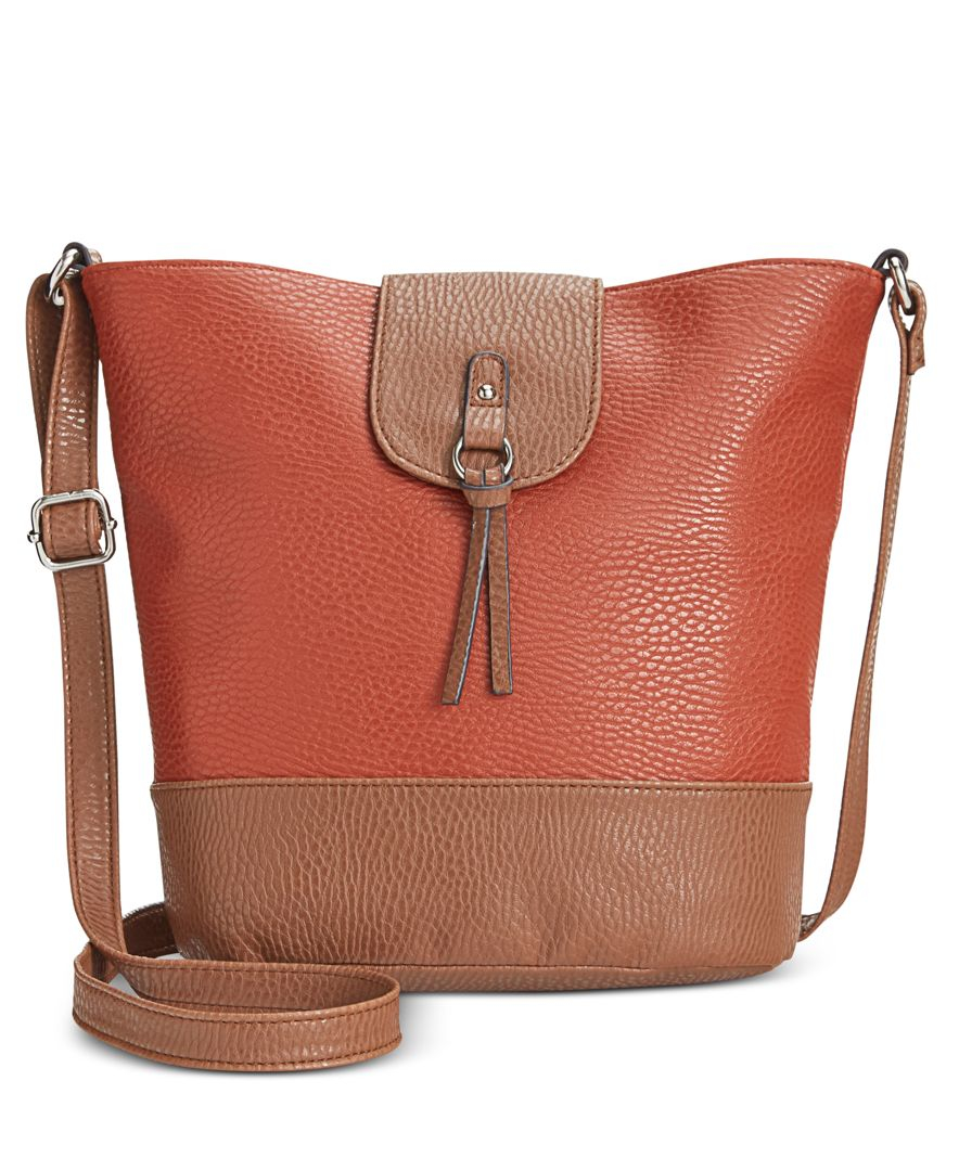 style co vvini bag only at macy s in multicolor