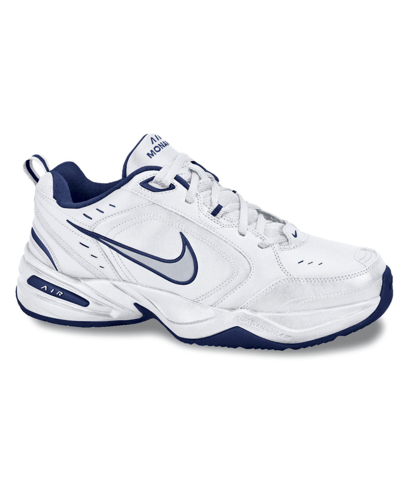Nike. Men's White Air Monarch Iv ...