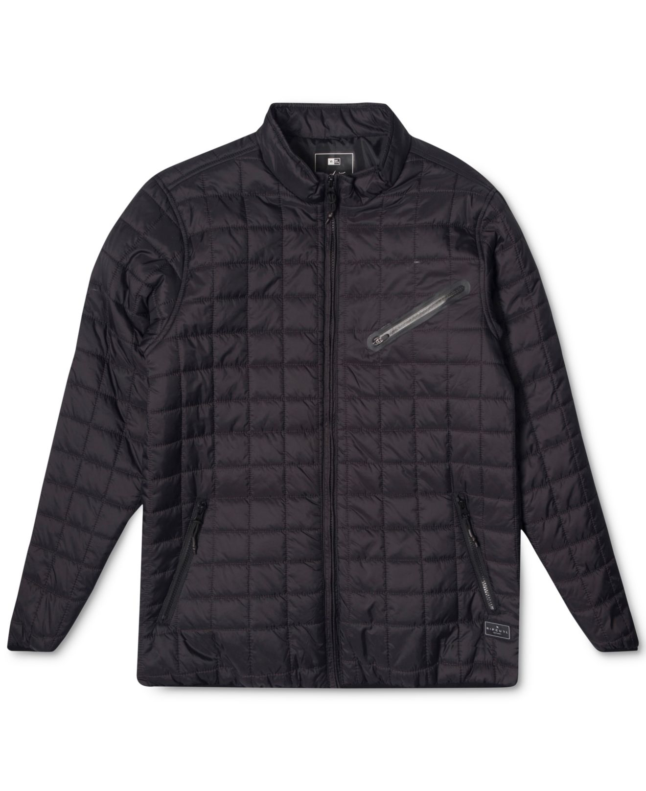 Lyst Rip Curl Men S Minnow Jacket In Black For Men