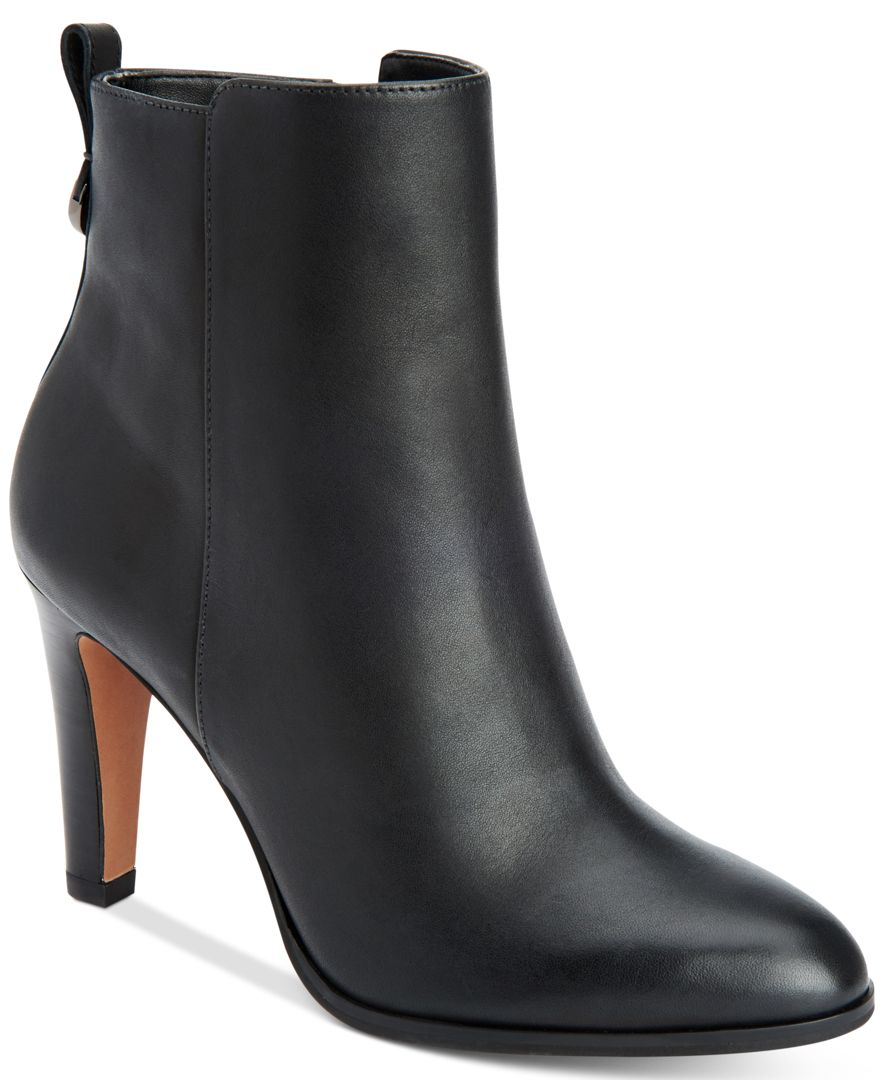 Coach Jemma Booties in Black