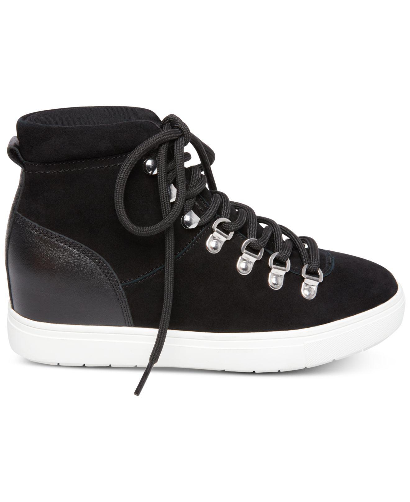 bf564490137 Lyst - Steven by Steve Madden Kalea Sneaker in Black - Save 80%