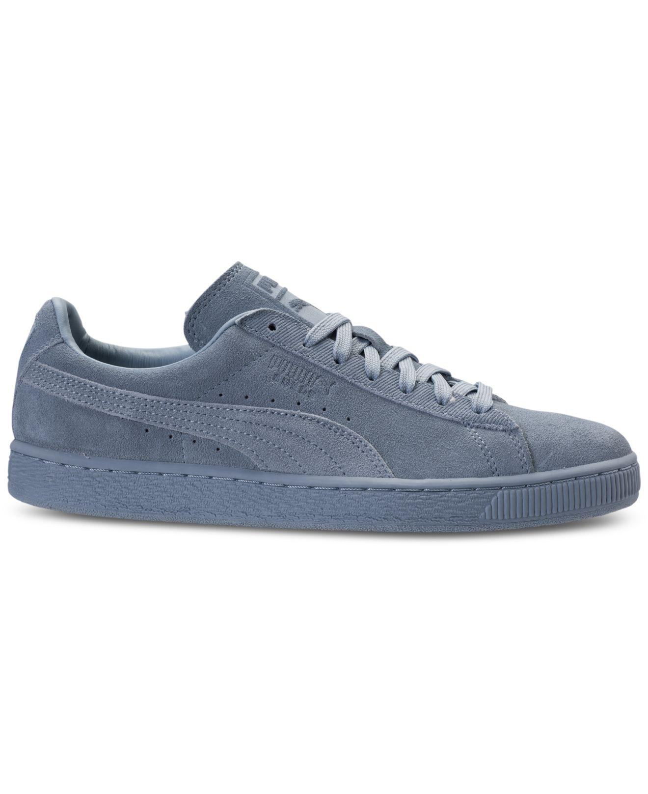 Lyst - Puma Men s Suede Classic Tonal Casual Sneakers From Finish ... d0f52d0d3