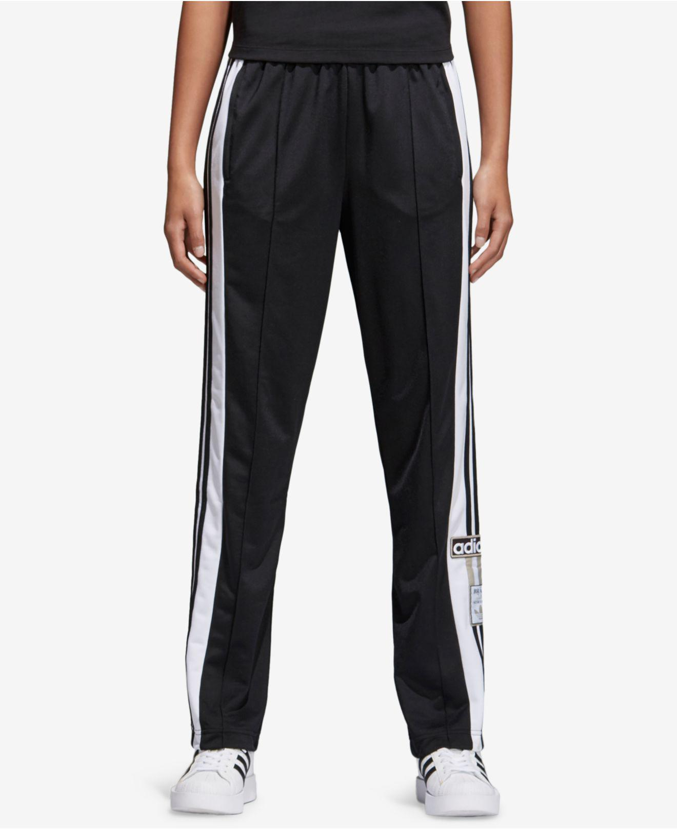 559492c7deac Lyst - adidas Originals Originals Adibreak Track Pants in Black - Save 30%