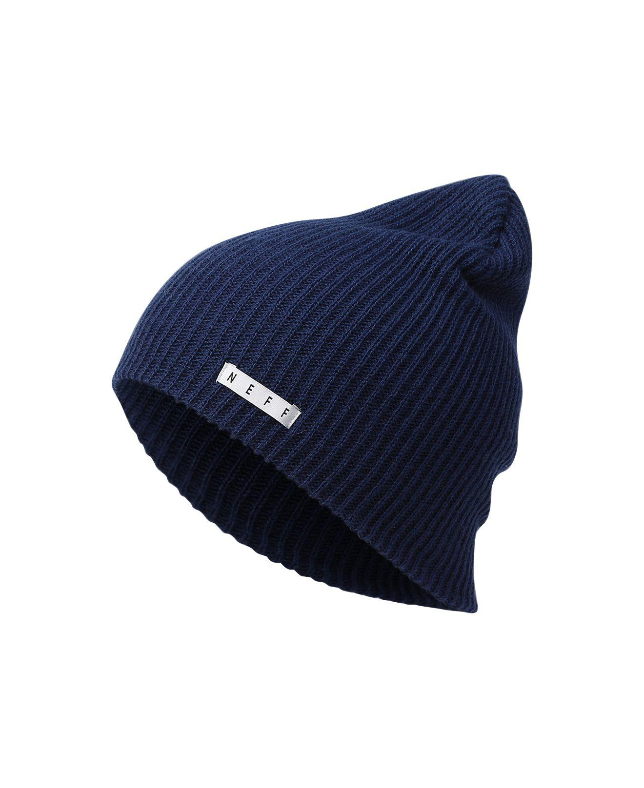 af7d646f0d5 Lyst - Neff Daily Solid Beanie in Blue for Men - Save 25%