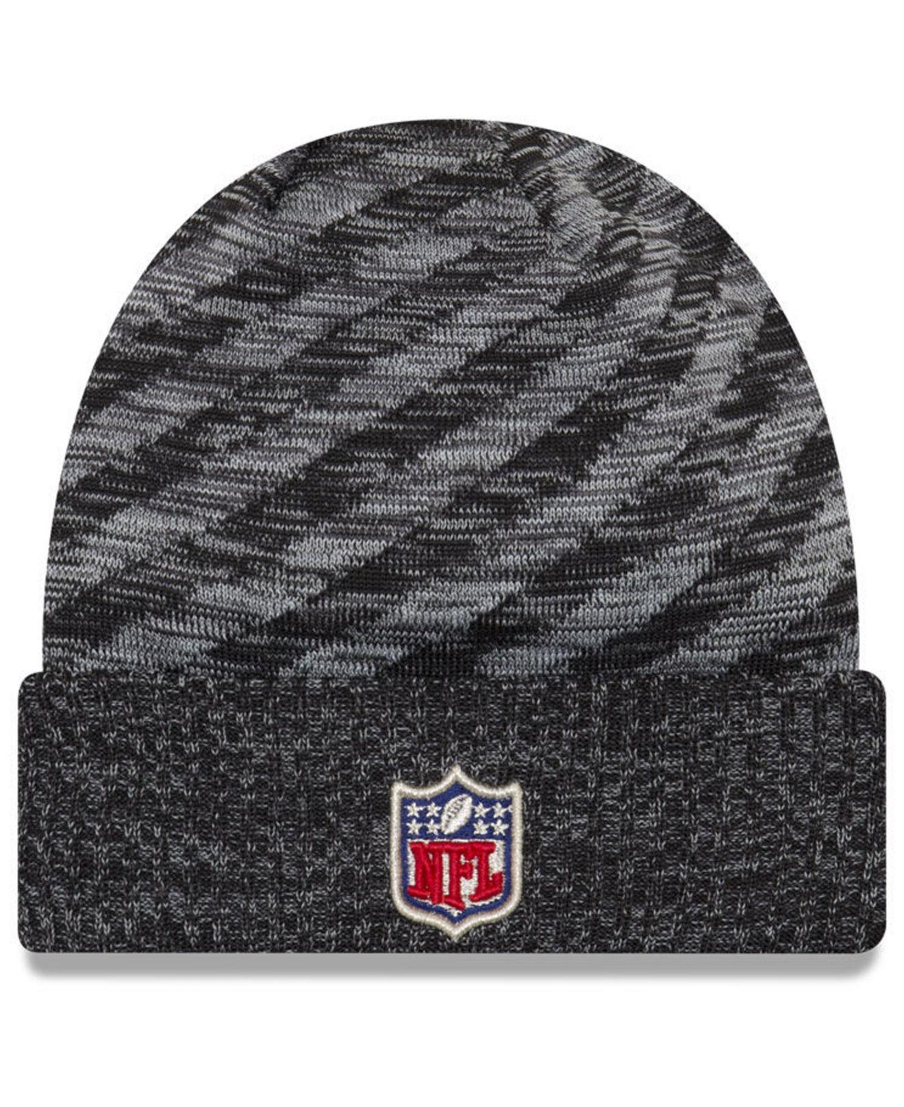 Lyst - Ktz San Francisco 49ers Touch Down Knit Hat in Black for Men b5d632aaa