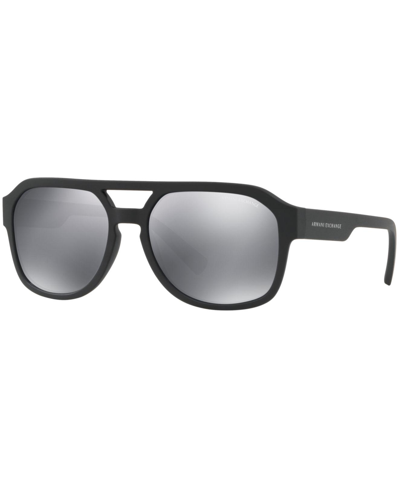 7e43601d2ea Armani Exchange - Black Ax4074s for Men - Lyst. View fullscreen