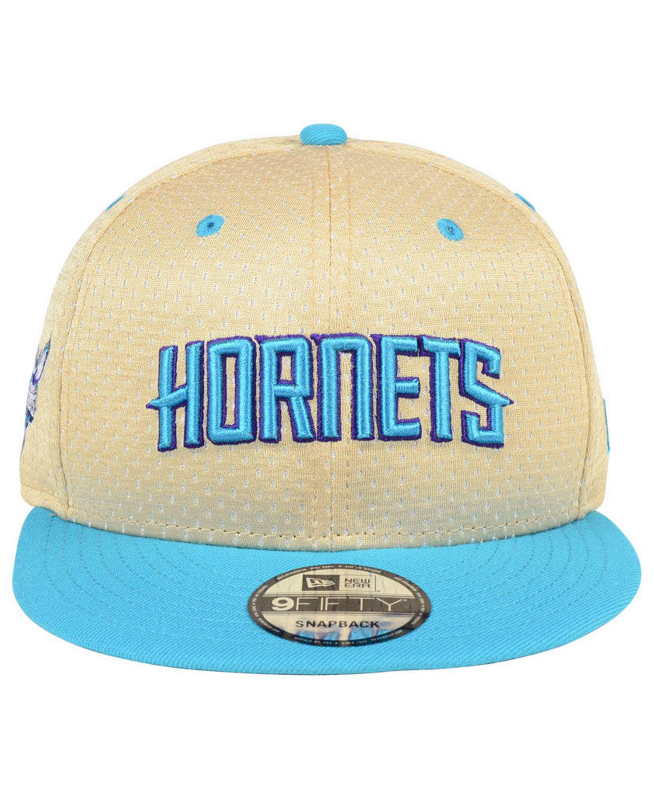 size 40 bb3ea dceda hot chicago bulls new era nba night sky 9fifty snapback cap b6bcb b498f   closeout lyst ktz charlotte hornets champagne 9fifty snapback cap in blue  for men ...