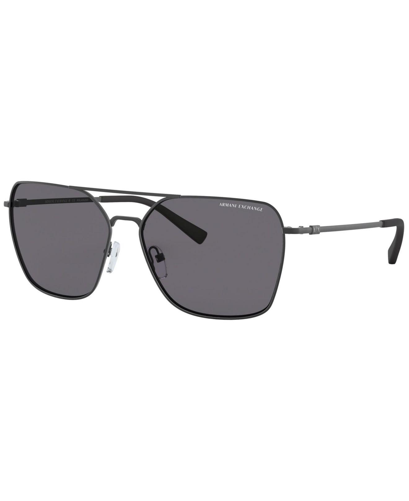 aae1510e46b Lyst - Armani Exchange Polarized Sunglasses