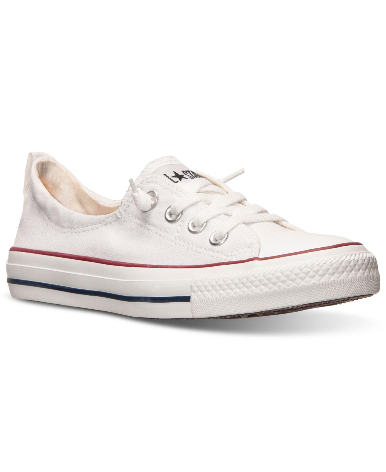 912c076dd5a Lyst - Converse Women s Chuck Taylor Shoreline Casual Sneakers From ...