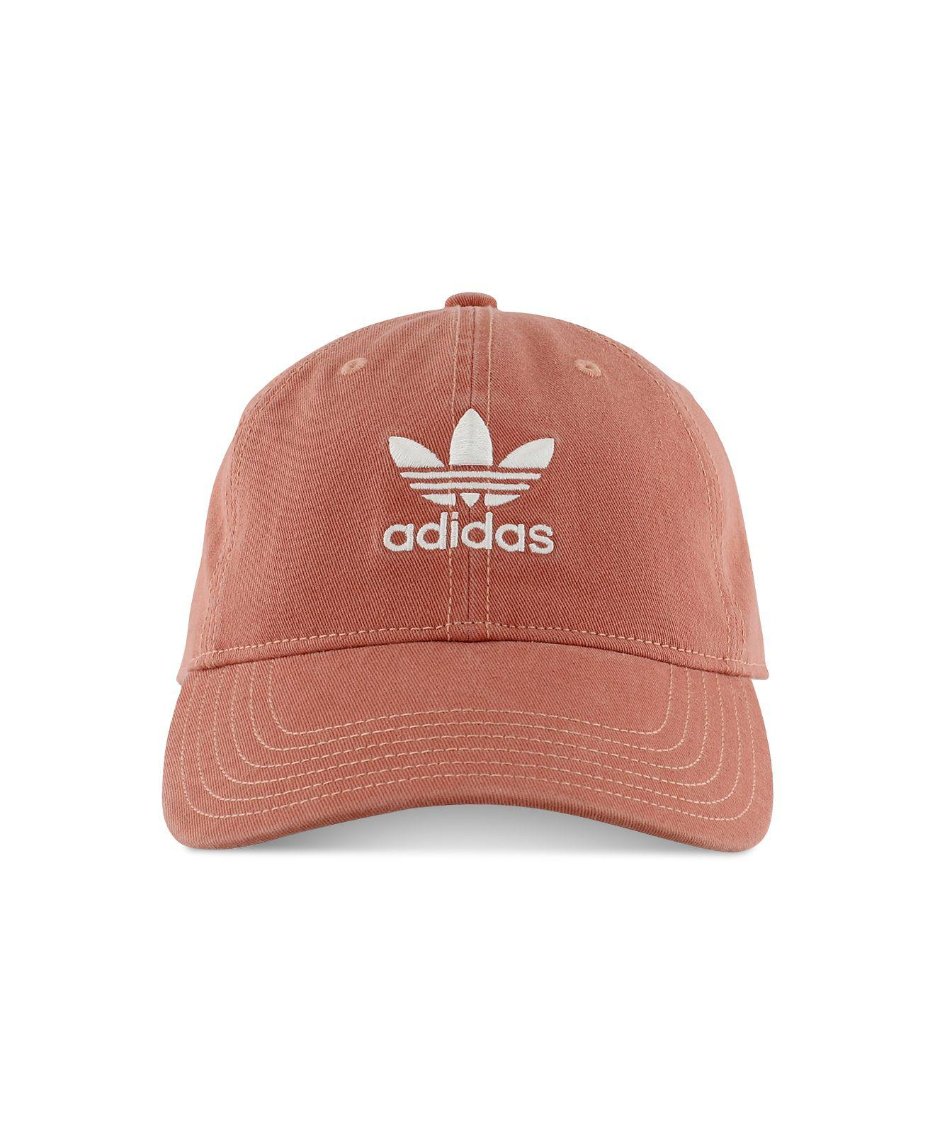 8f6ce2b6871d4 where to buy lyst adidas originals mens hat in red for men 55a4f 753be