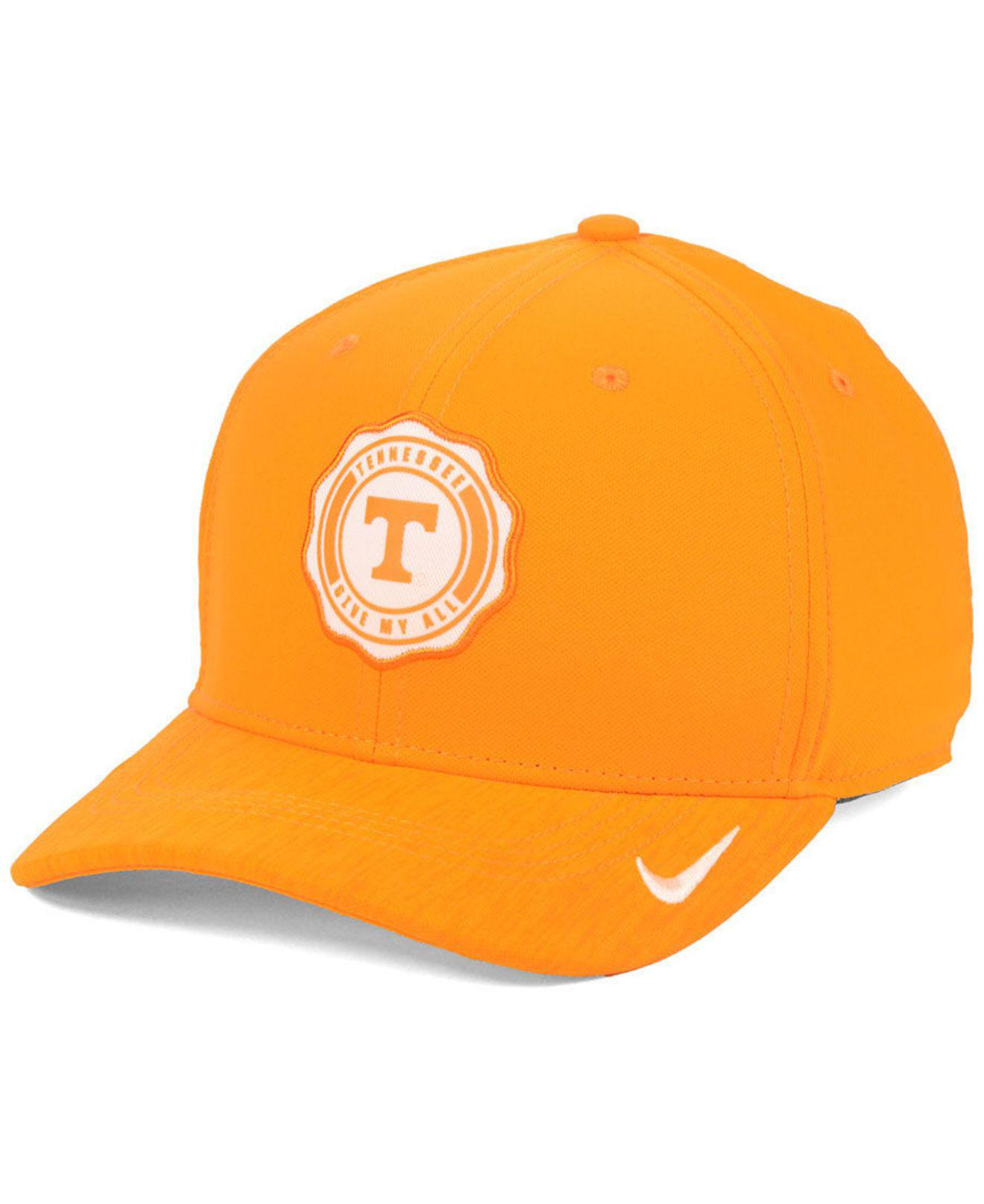 watch 1cbb3 a2b2e Nike. Men s Orange Tennessee Volunteers Rivalry Cap