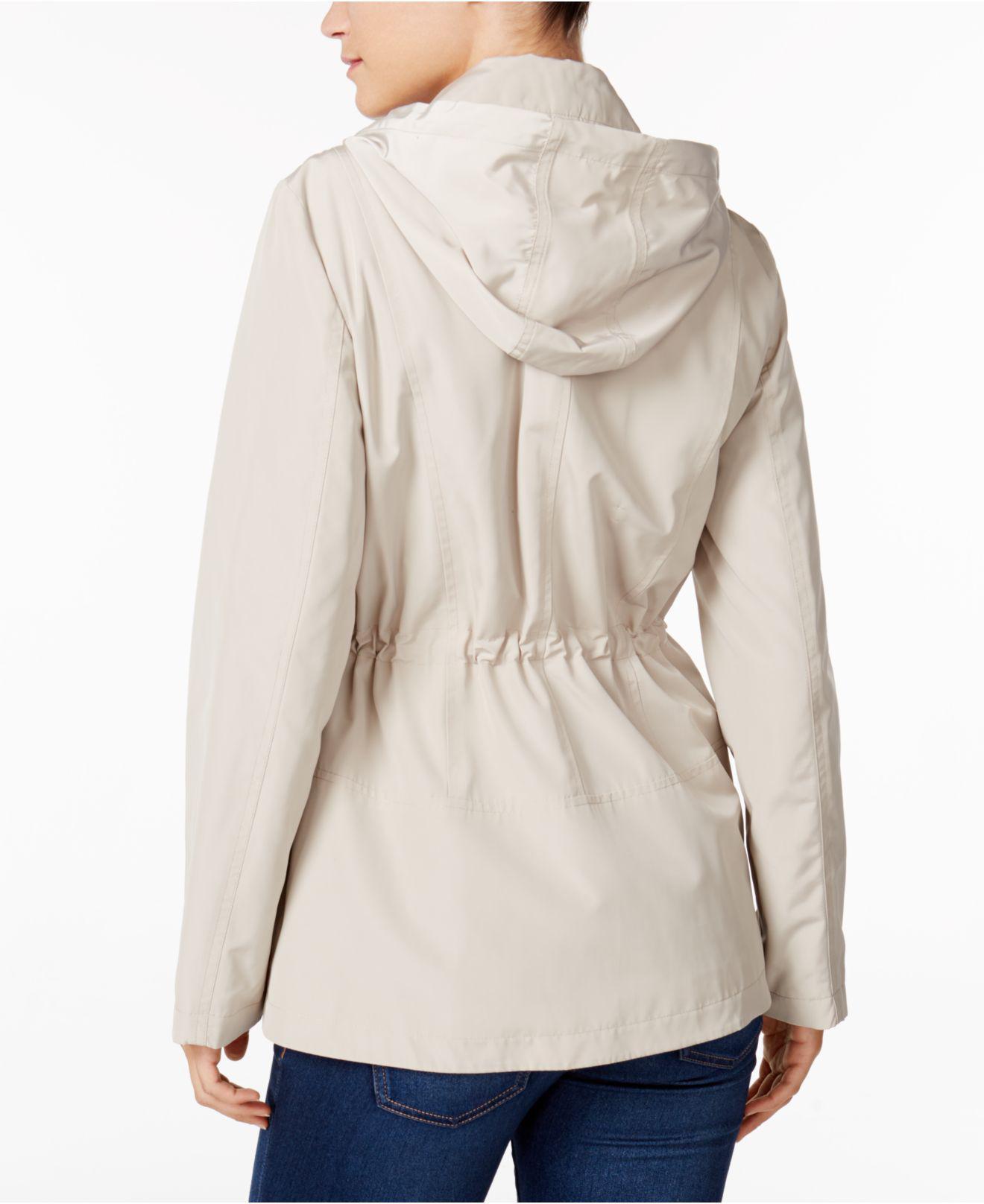 5899518a1 Charter Club Petite Anorak Rain Jacket - Save 34% - Lyst