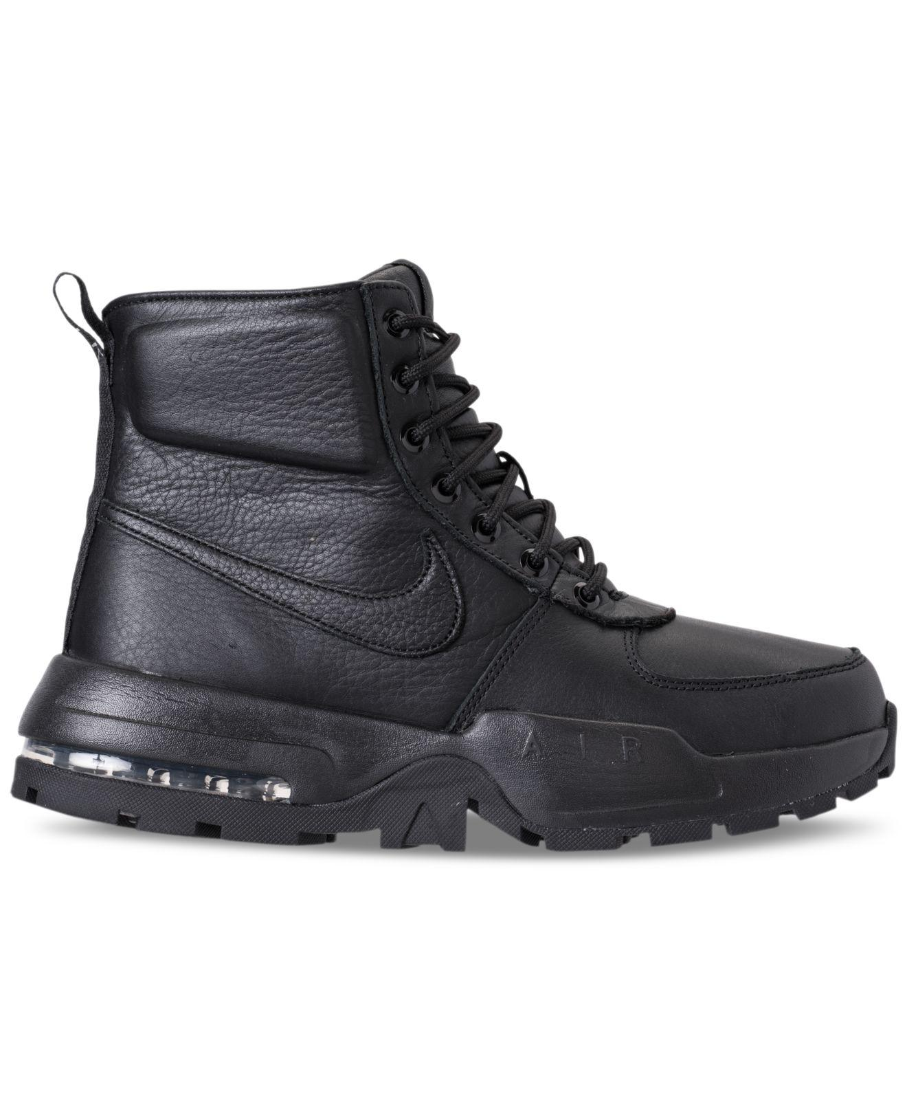 010834709 Lyst - Nike Men s Air Max Goaterra 2.0 Boots From Finish Line in ...